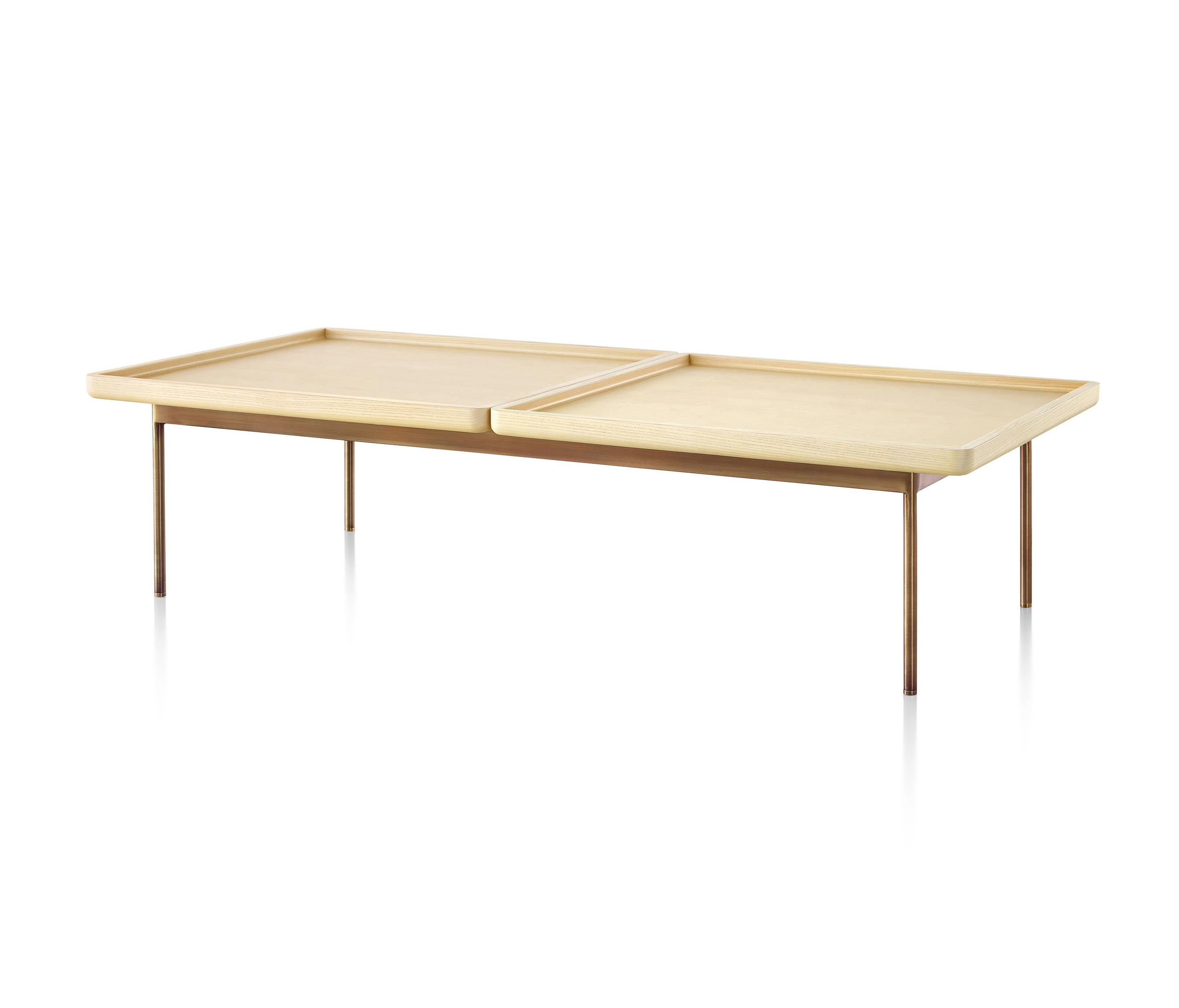 ... Tuxedo Rectangular Table By Herman Miller | Coffee Tables ...