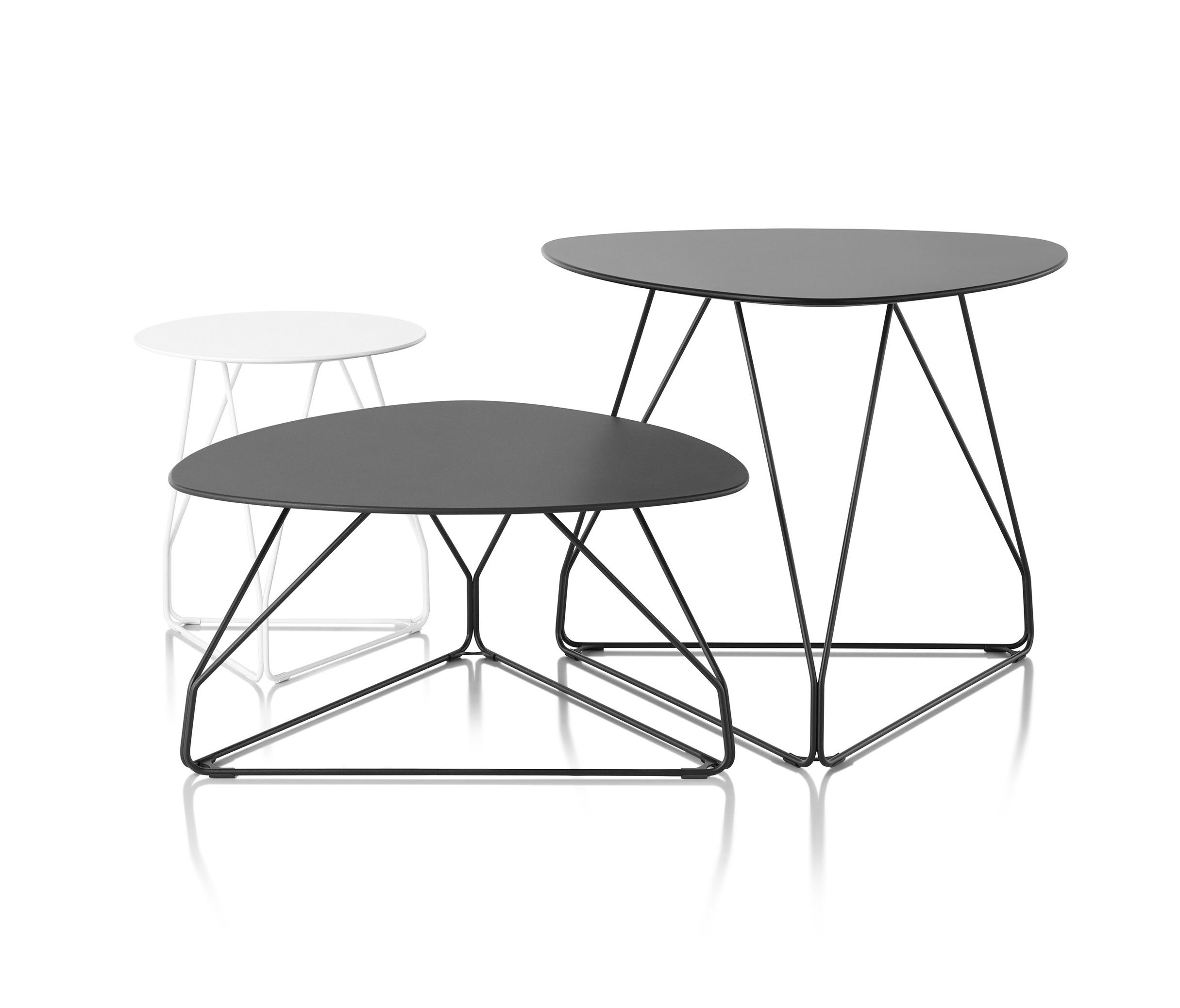 ... Polygon Wire Table By Herman Miller | Side Tables