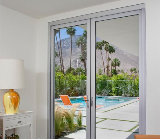 Swing Doors Aluminum Thermally Controlled Casita Internal