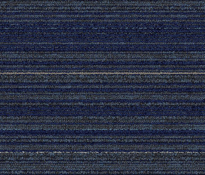 Silver Linings Sl920 Navy Line Carpet Tiles From
