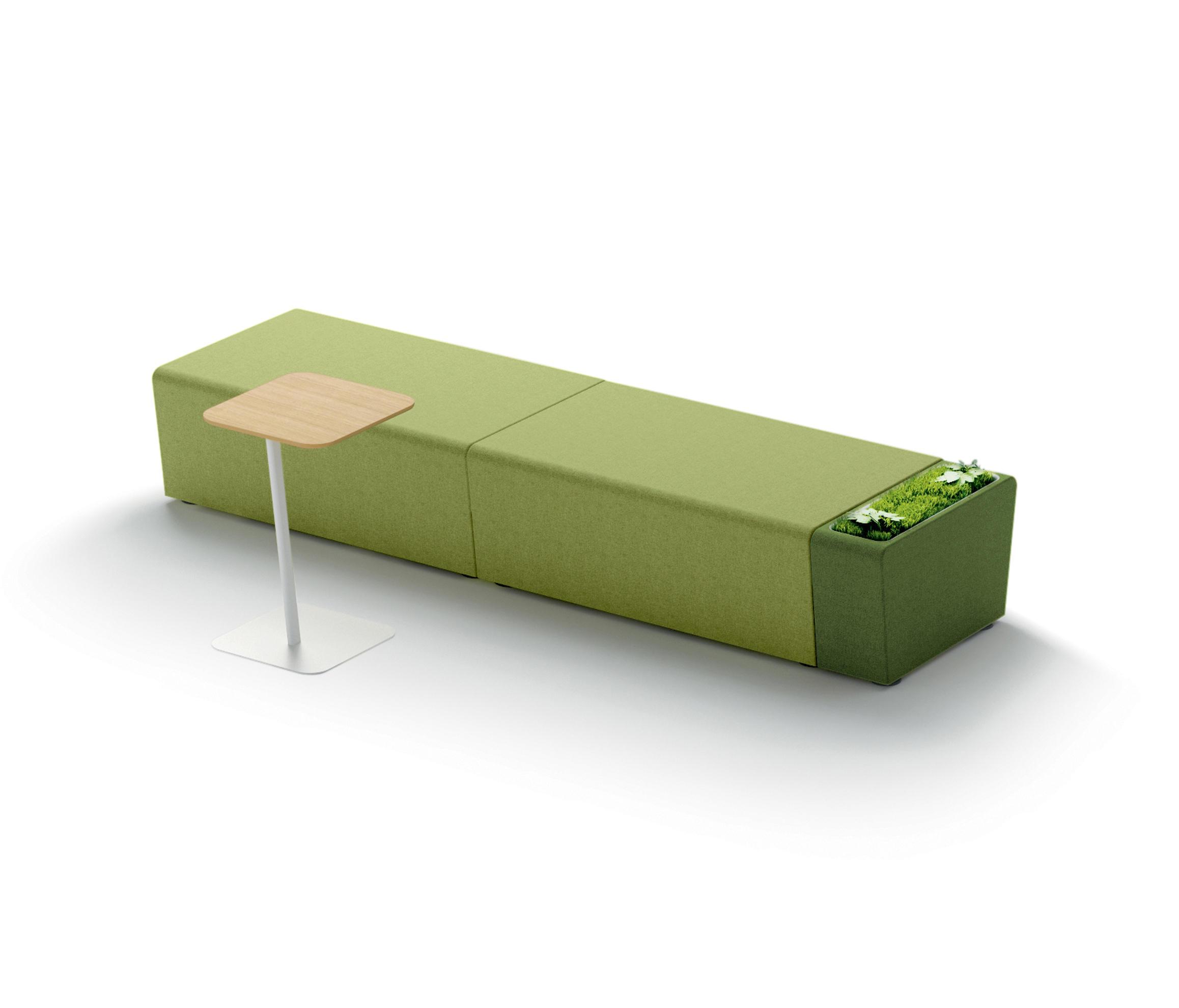 Mendi waiting area benches from sokoa architonic for Sokoa hendaye