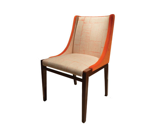 Preston Low Back Chair By Cliff Young | Chairs
