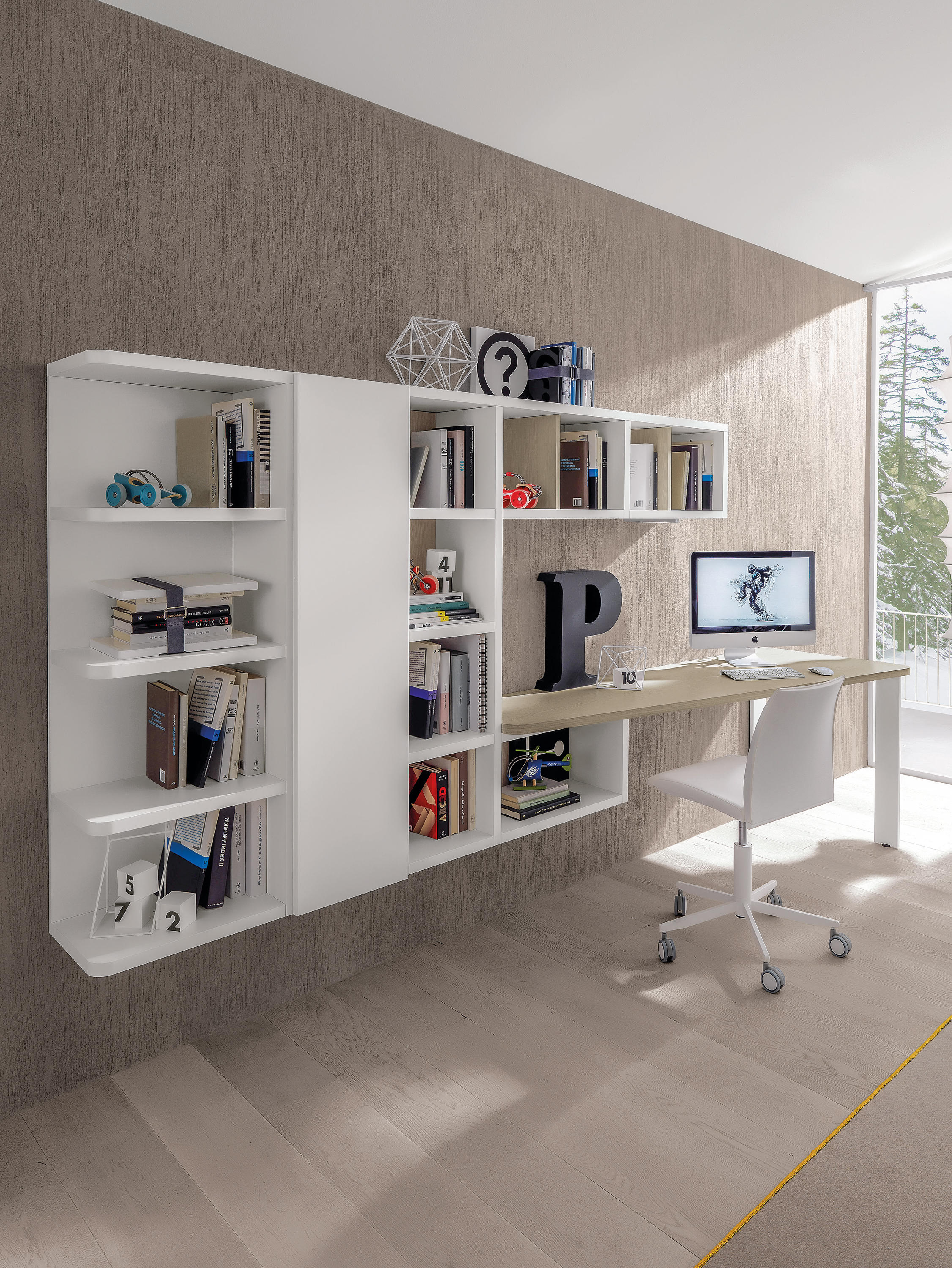 Link System By Zalf | Kids Storage Furniture