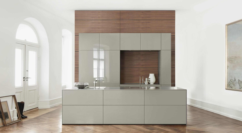 B3 lacquer cucine a parete bulthaup architonic - Cucine a parete ...