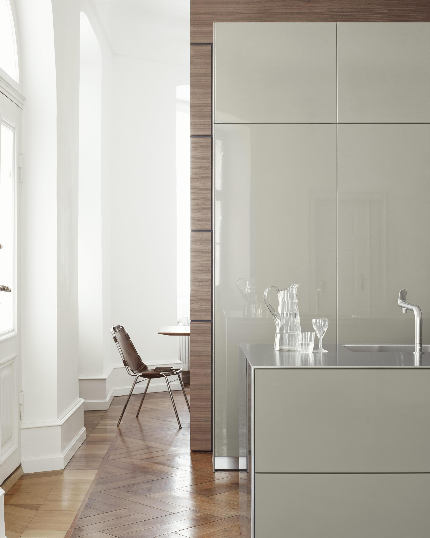 b3 lacquer cucine a parete bulthaup architonic. Black Bedroom Furniture Sets. Home Design Ideas