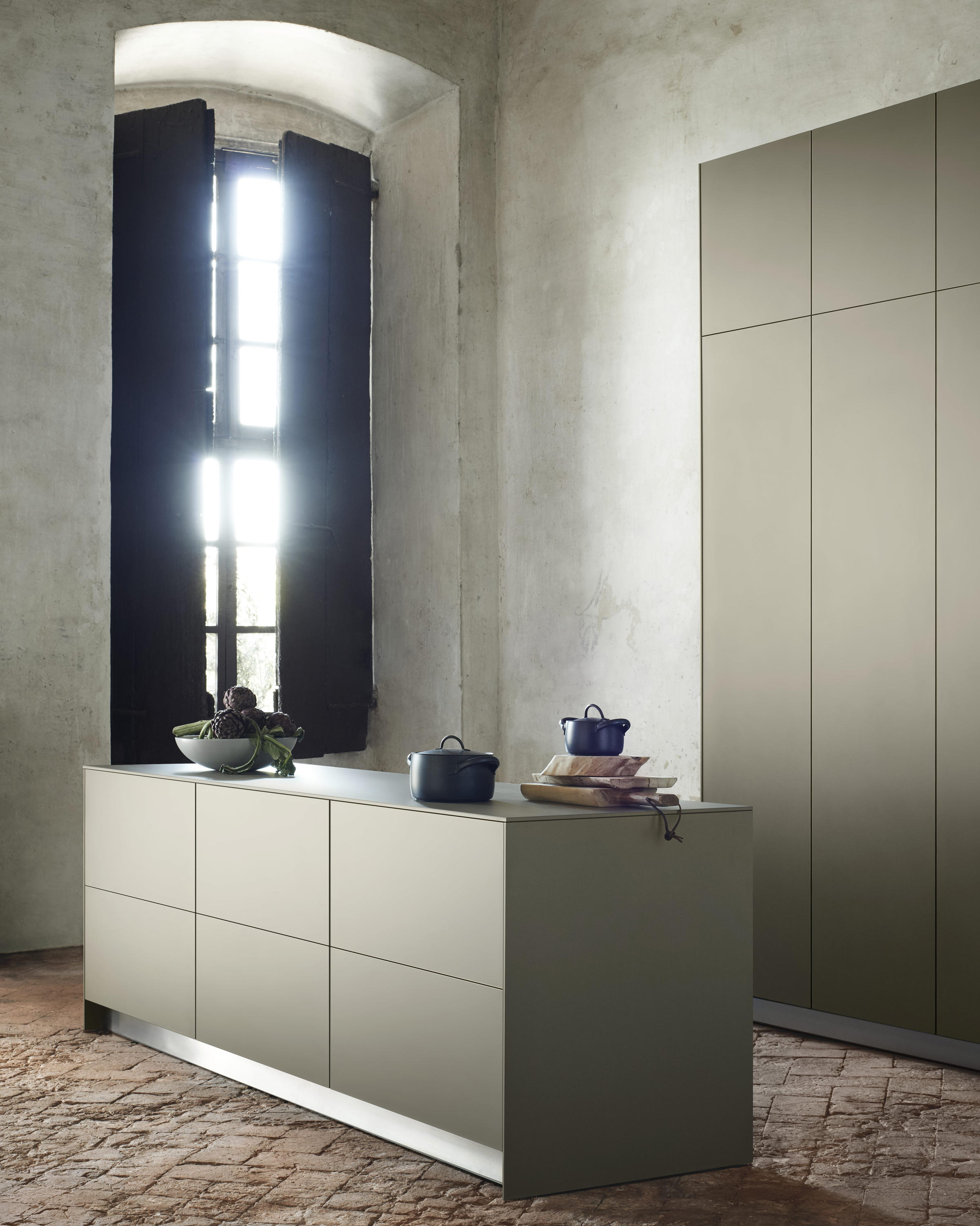 b3 laminate fitted kitchens from bulthaup architonic. Black Bedroom Furniture Sets. Home Design Ideas