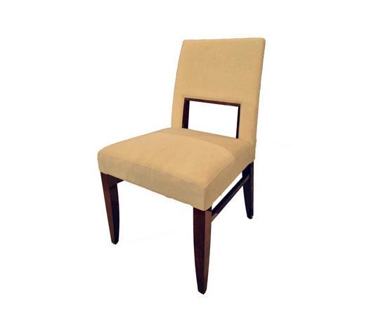 Jazz side chair sillas para restaurantes de cliff young for Chair 4 cliffs vail