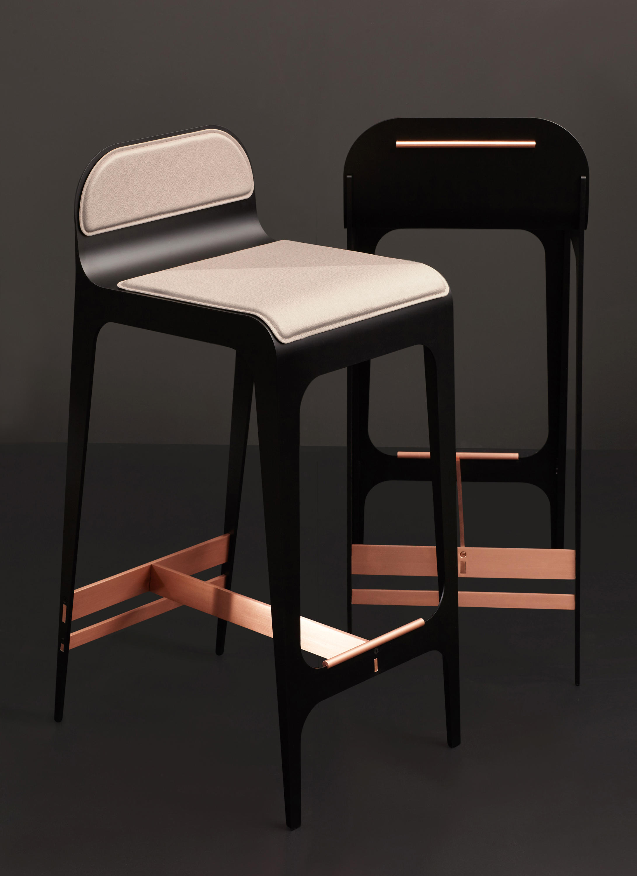 Bardot Counter Amp Bar Stool Bar Stools From Gabriel Scott