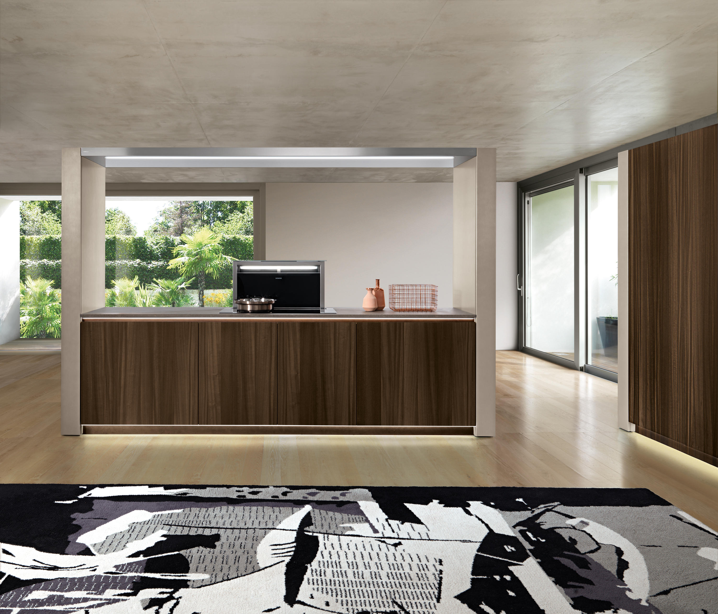 ARTE - Fitted Kitchens From Euromobil