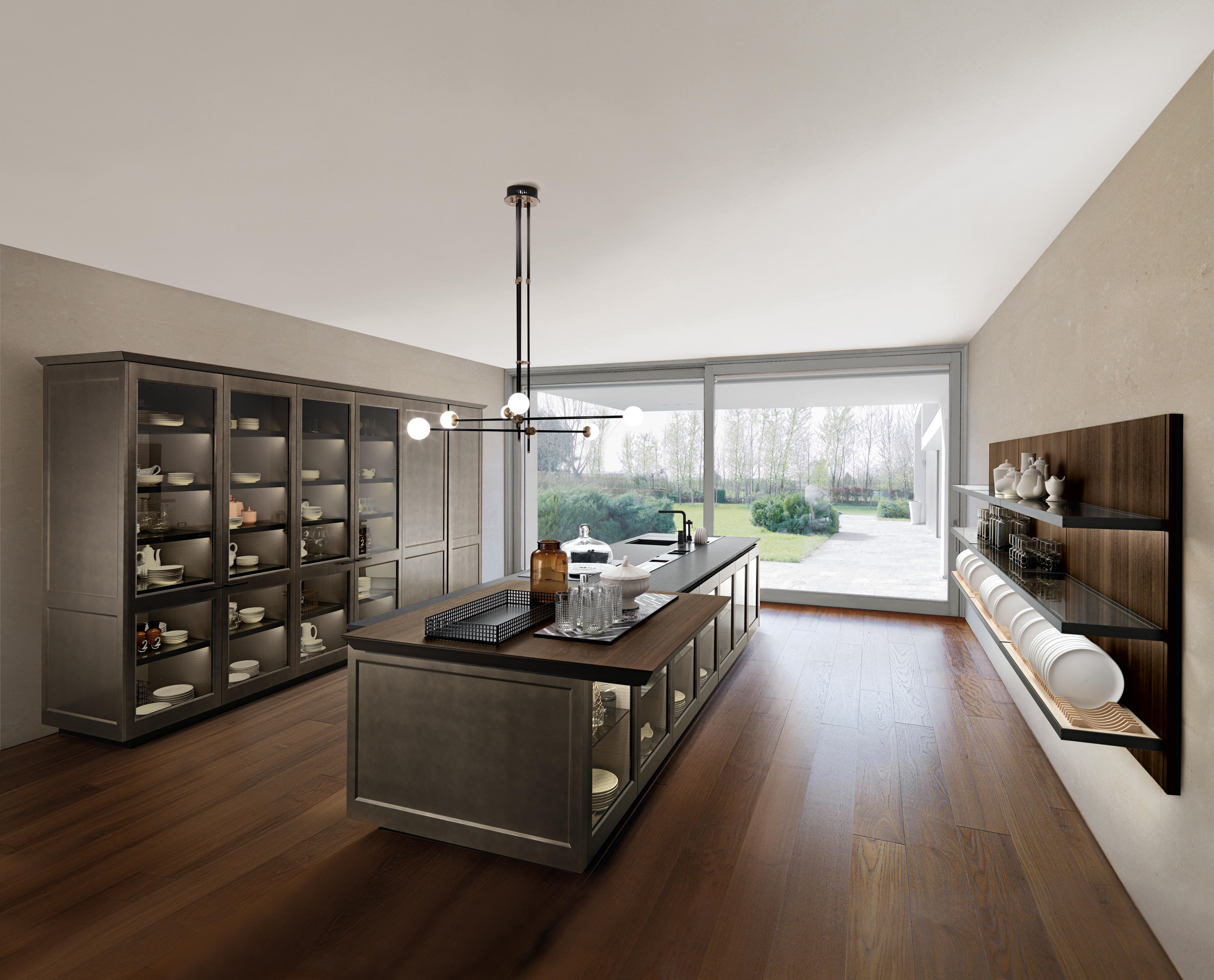 Filò By Euromobil | Fitted Kitchens ...