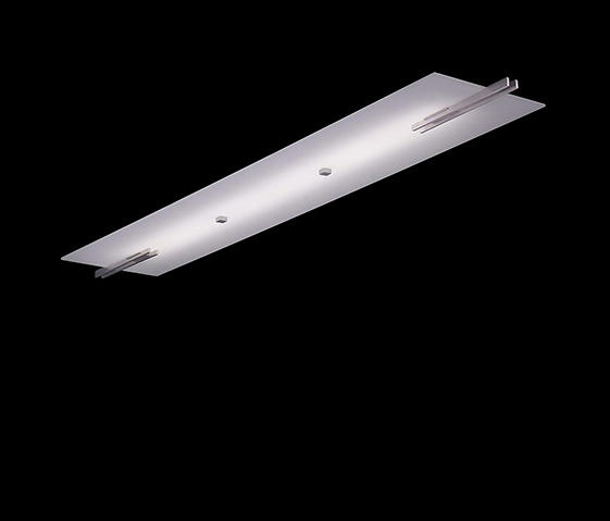falcon linear flush general lighting from the american glass light