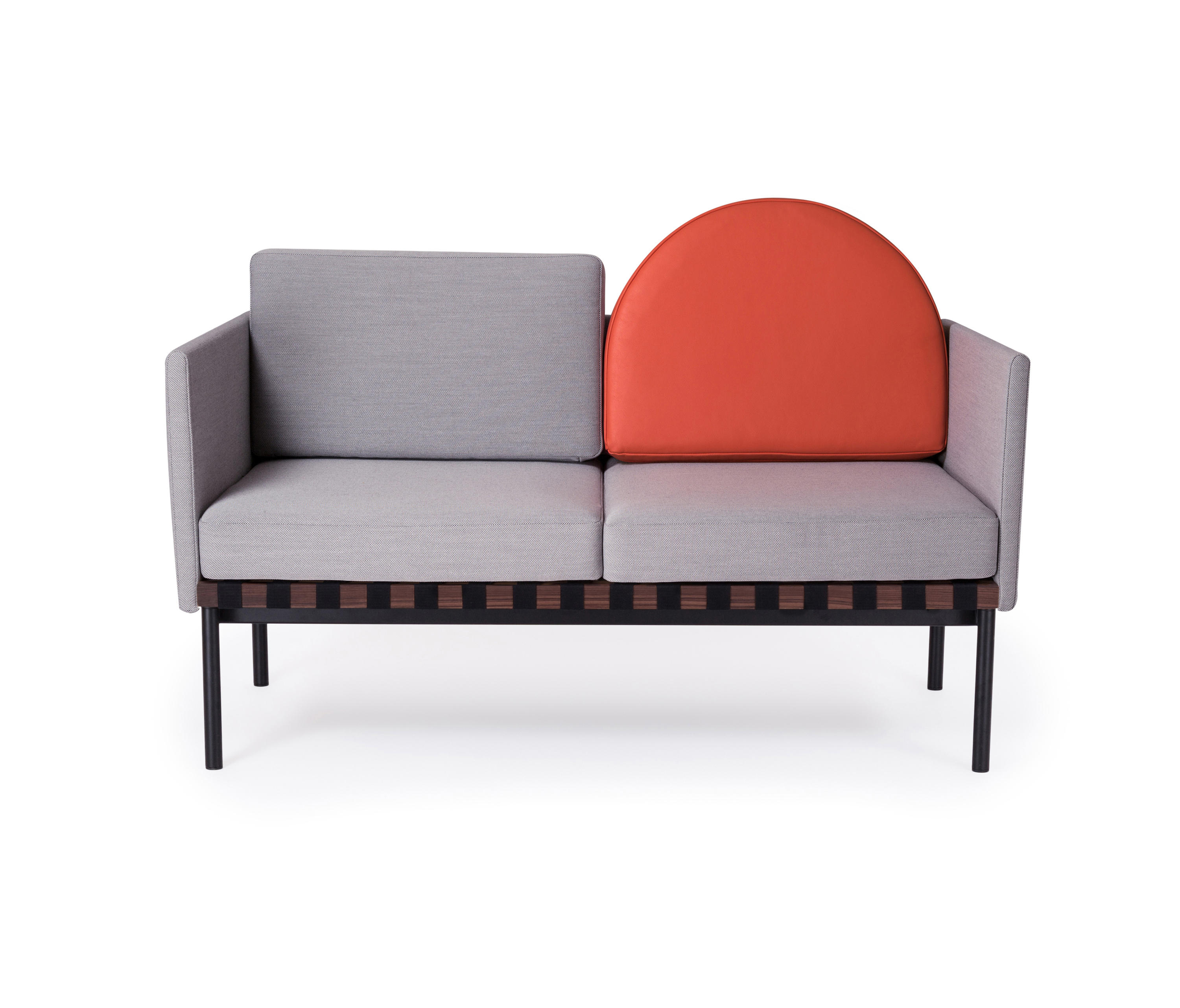 grid sofa sofas from petite friture architonic. Black Bedroom Furniture Sets. Home Design Ideas
