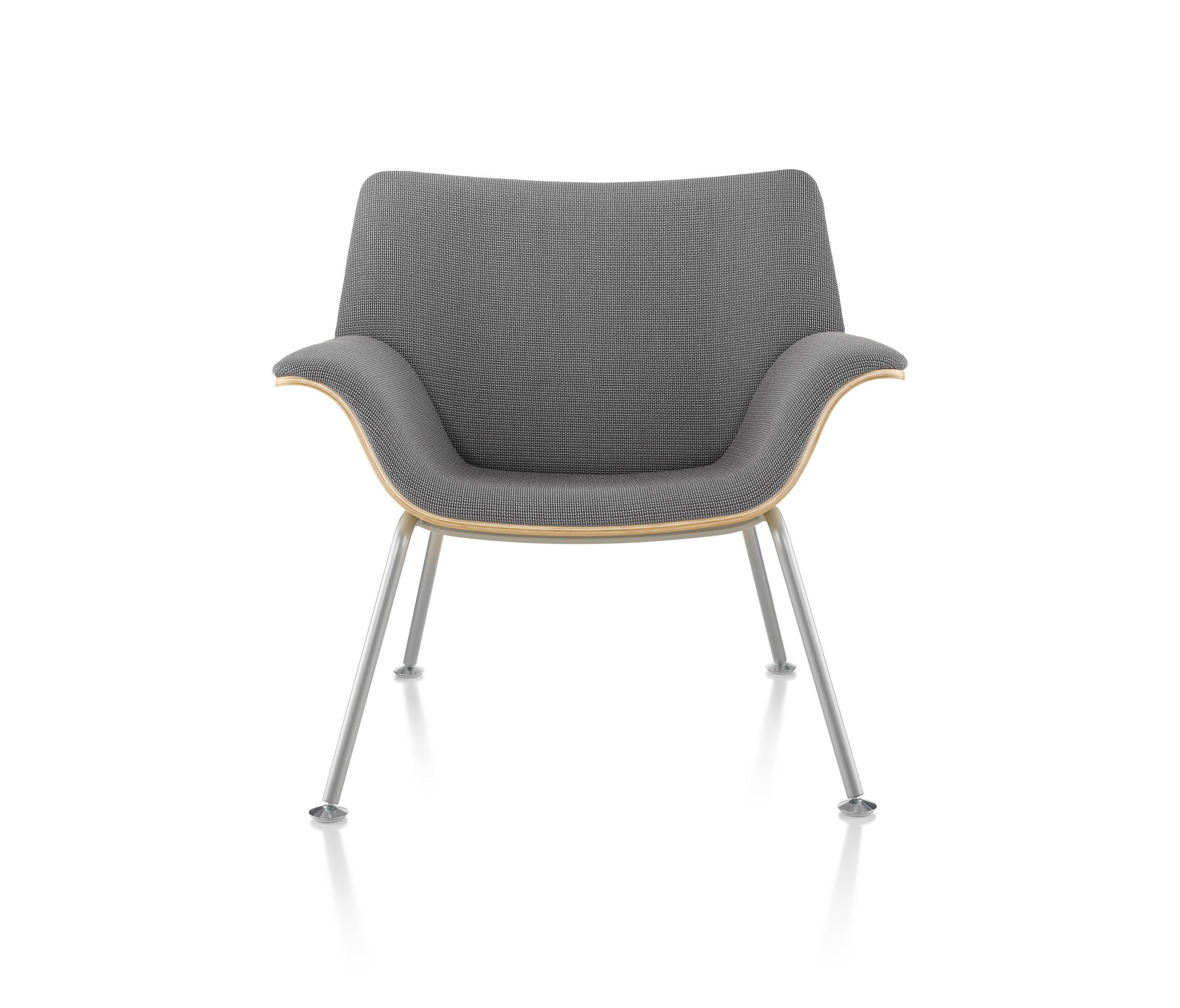 Swoop Lounge Chair Lounge chairs by Herman Miller