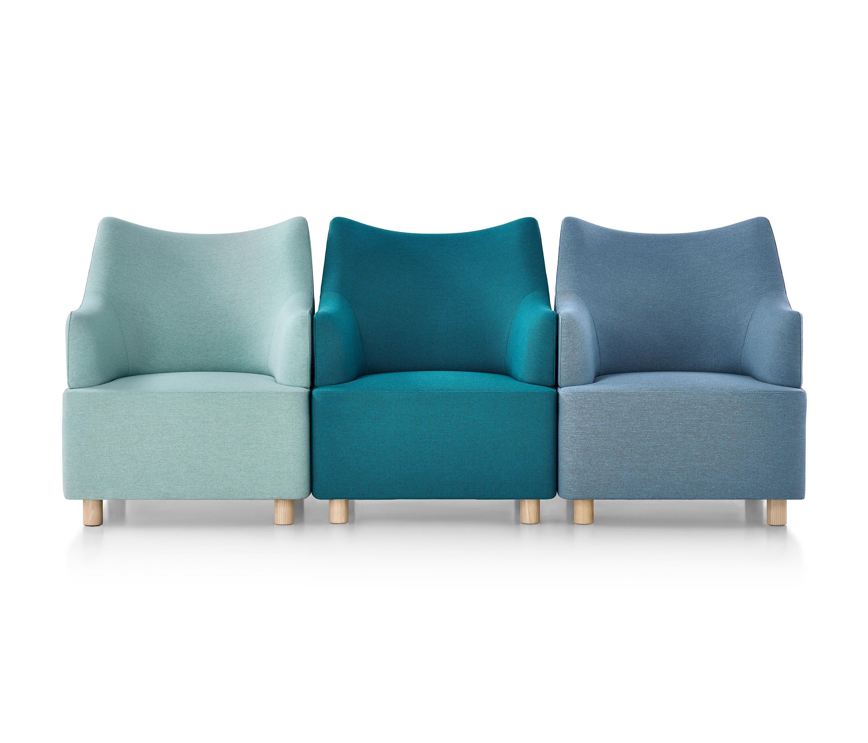Plex Lounge Furniture Sessel Von Herman Miller Architonic