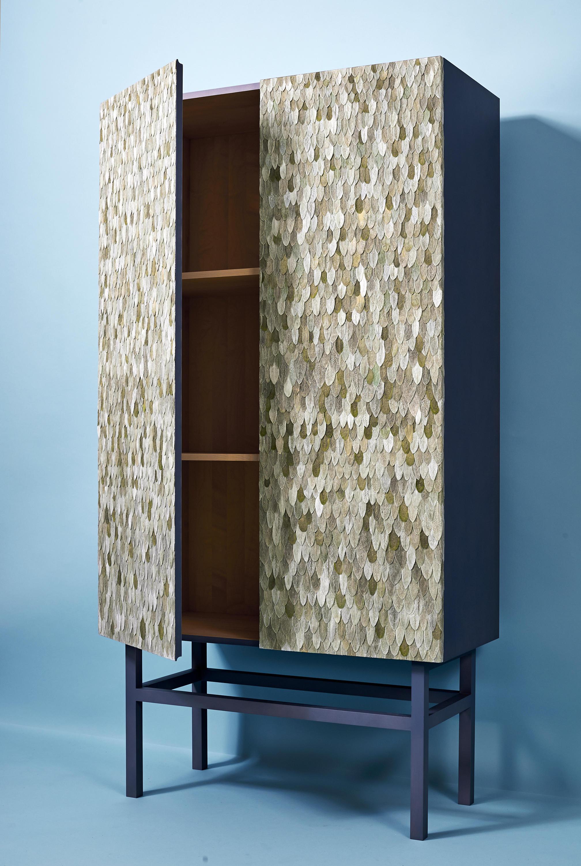 ... Silver Cabinet By Fehling U0026 Peiz U0026 Kraud ...