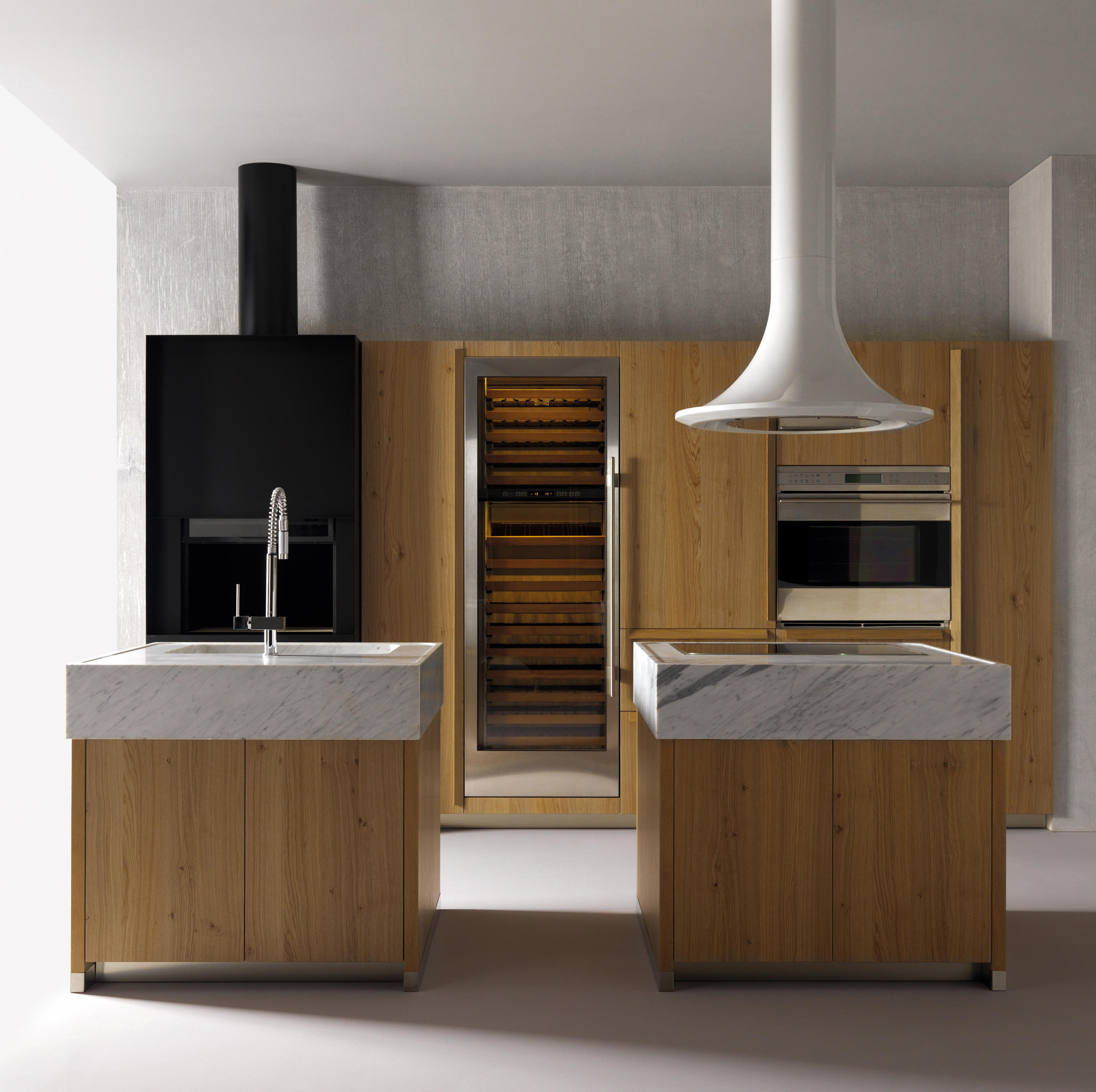 BK1 - Fitted kitchens from Effeti Industrie SRL | Architonic