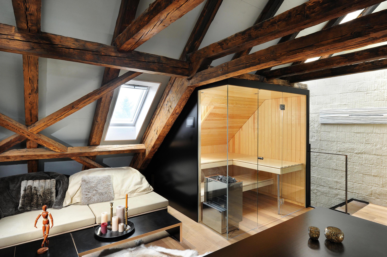 Nach mass saune a raggi infrarossi k ng architonic for Piani di sauna a casa