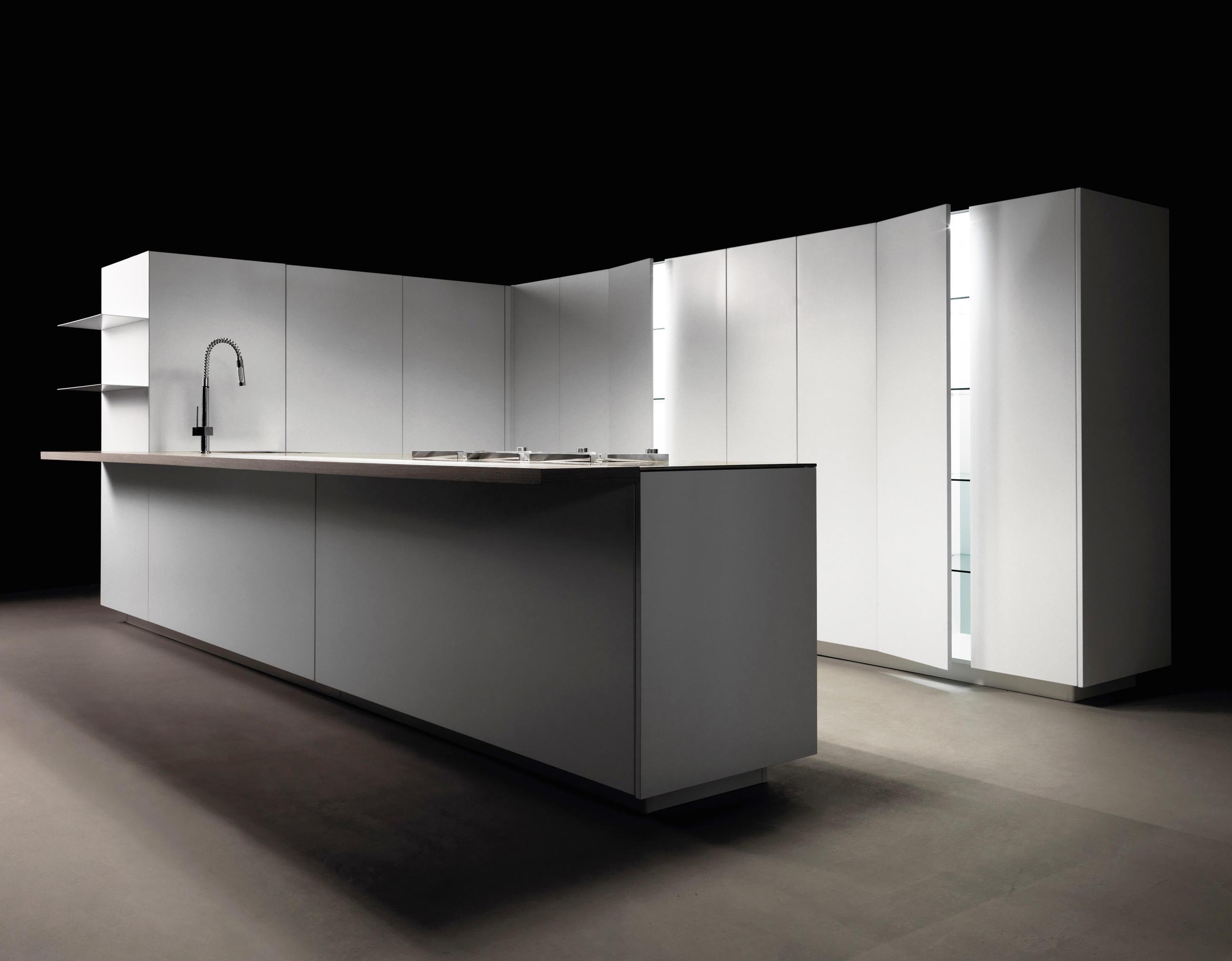 Mak2 cucine a parete di effeti industrie srl architonic - Cucine a parete ...