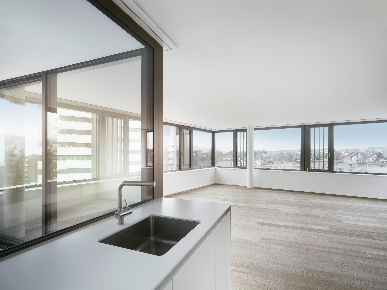 air lux fix panes sistemi di finestre air lux architonic. Black Bedroom Furniture Sets. Home Design Ideas