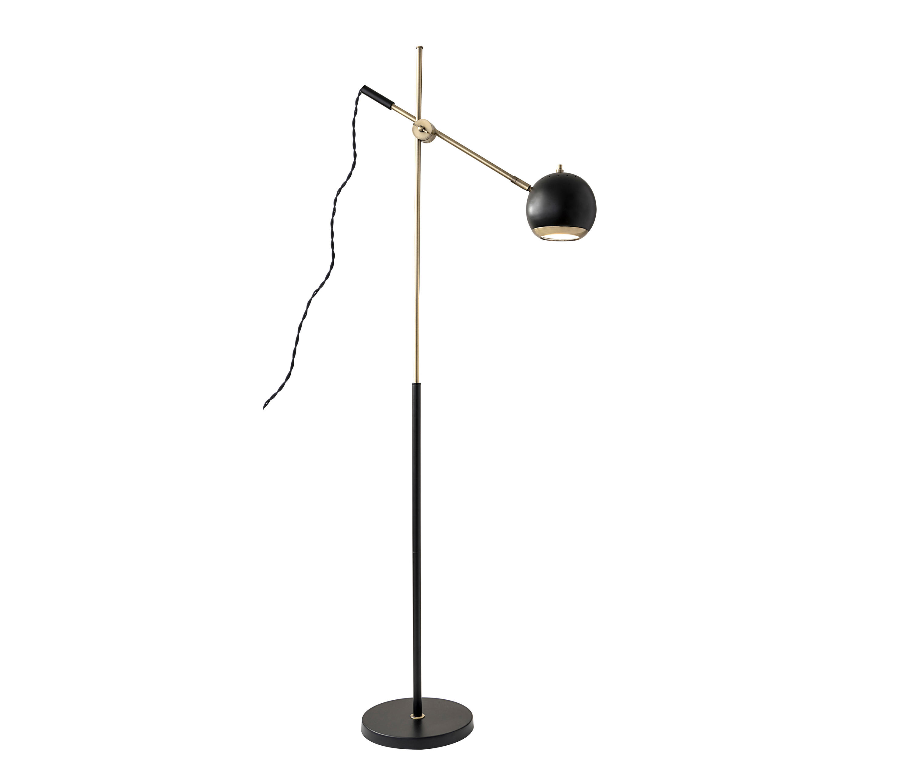 Quincy Led Floor Lamp General Lighting From Ads360
