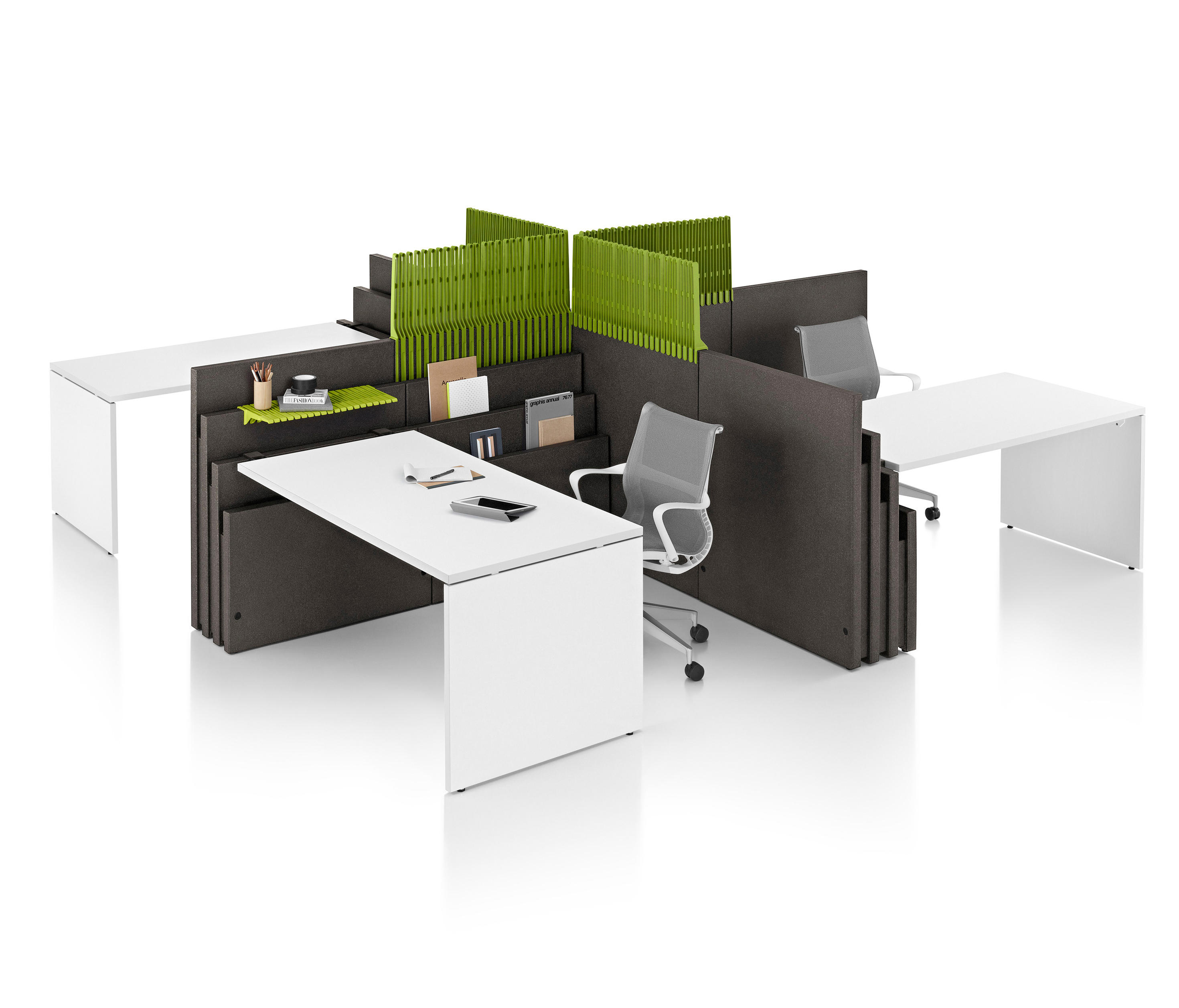 Metaform Portfolio By Herman Miller | Desks