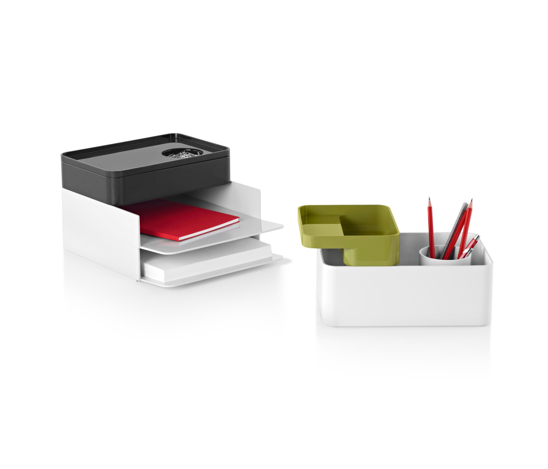 Formwork Von Herman Miller | Schreibtisch Ablagen