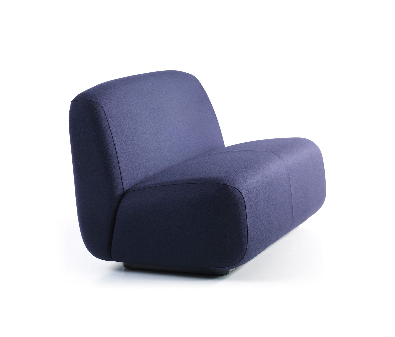aperi 2 seat sofa loungesofas von lammhults architonic. Black Bedroom Furniture Sets. Home Design Ideas