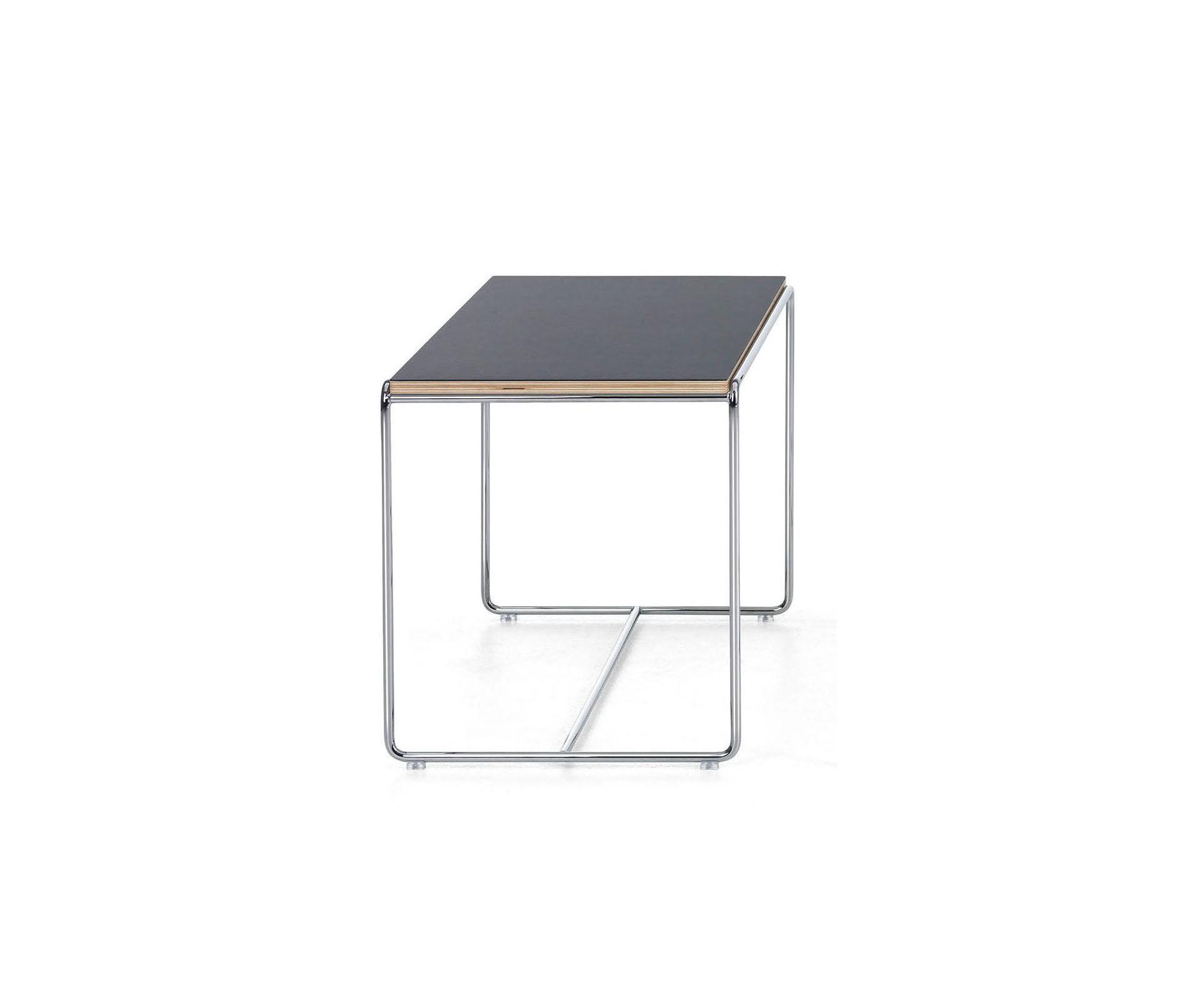CAJAL TABLE 75X40 H45 Tables basses de Lammhults Architonic