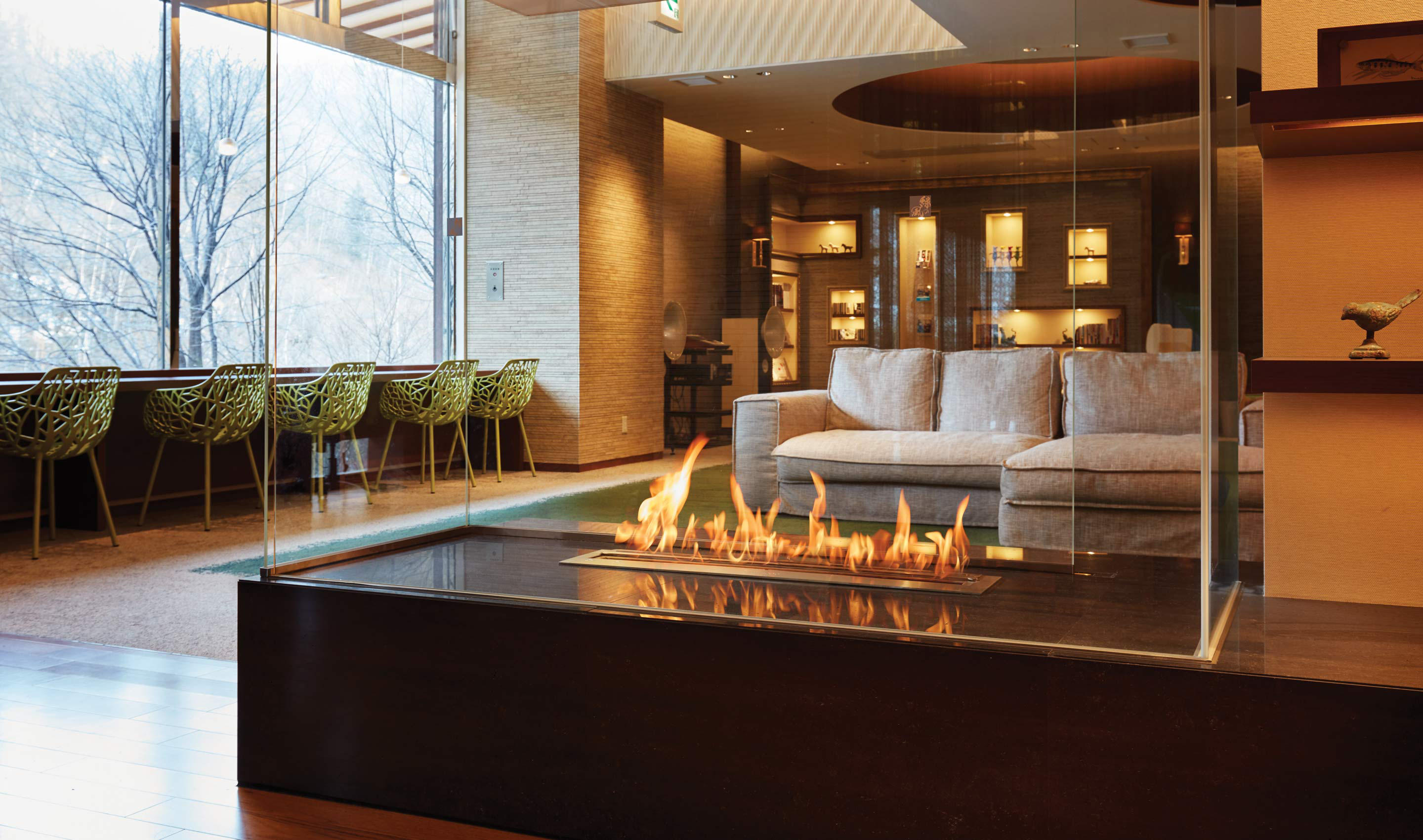 Xl900 Open Fireplaces From Ecosmart Fire Architonic
