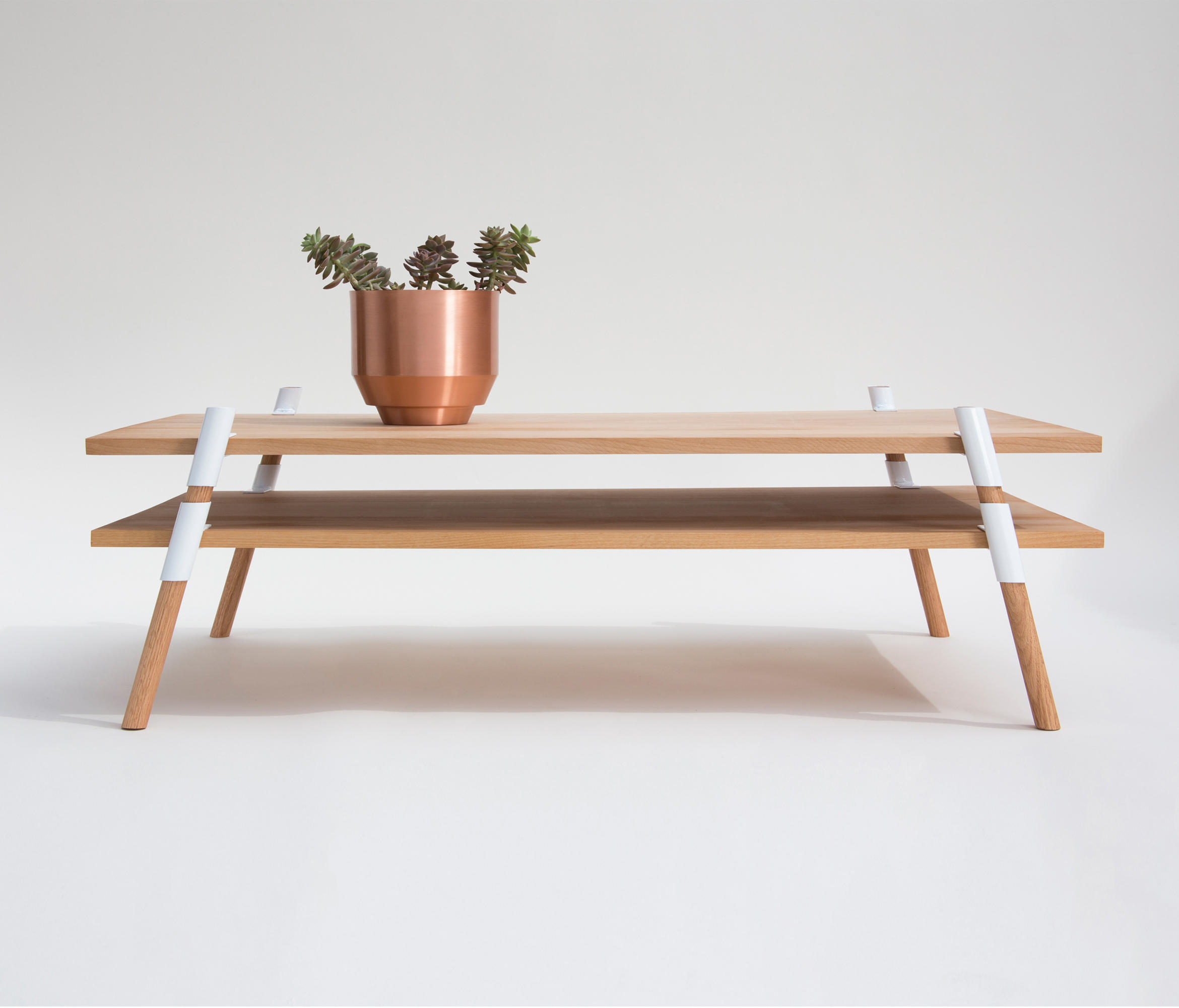 ... Italic 2 Tier Coffee Table | Alder By Yield | Coffee Tables