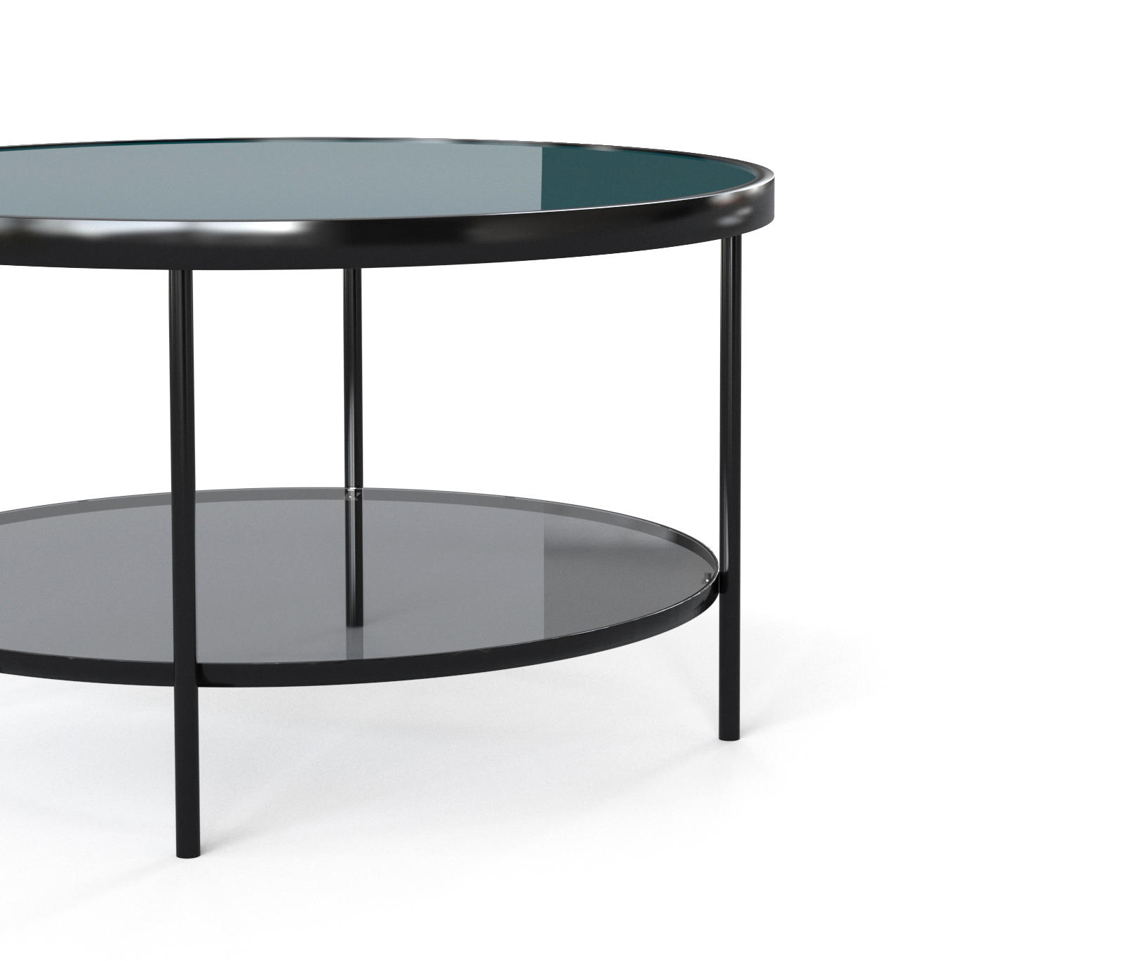 Surround me low coffee table coffee tables from for Low end table