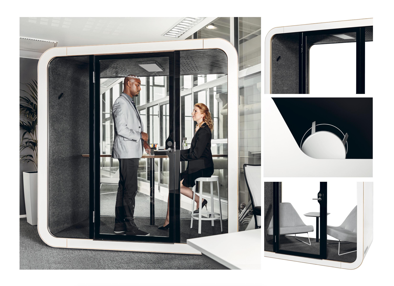 ... Framery Q  Betty's Cafe by Framery | Office systems