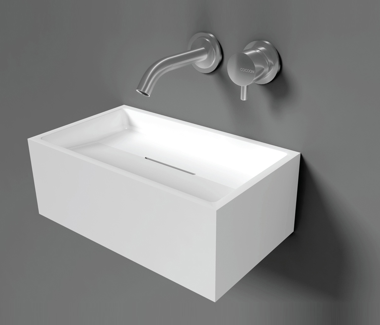 Sant Jordi I Solid Surface Toilet Basin By Co Wash Basins