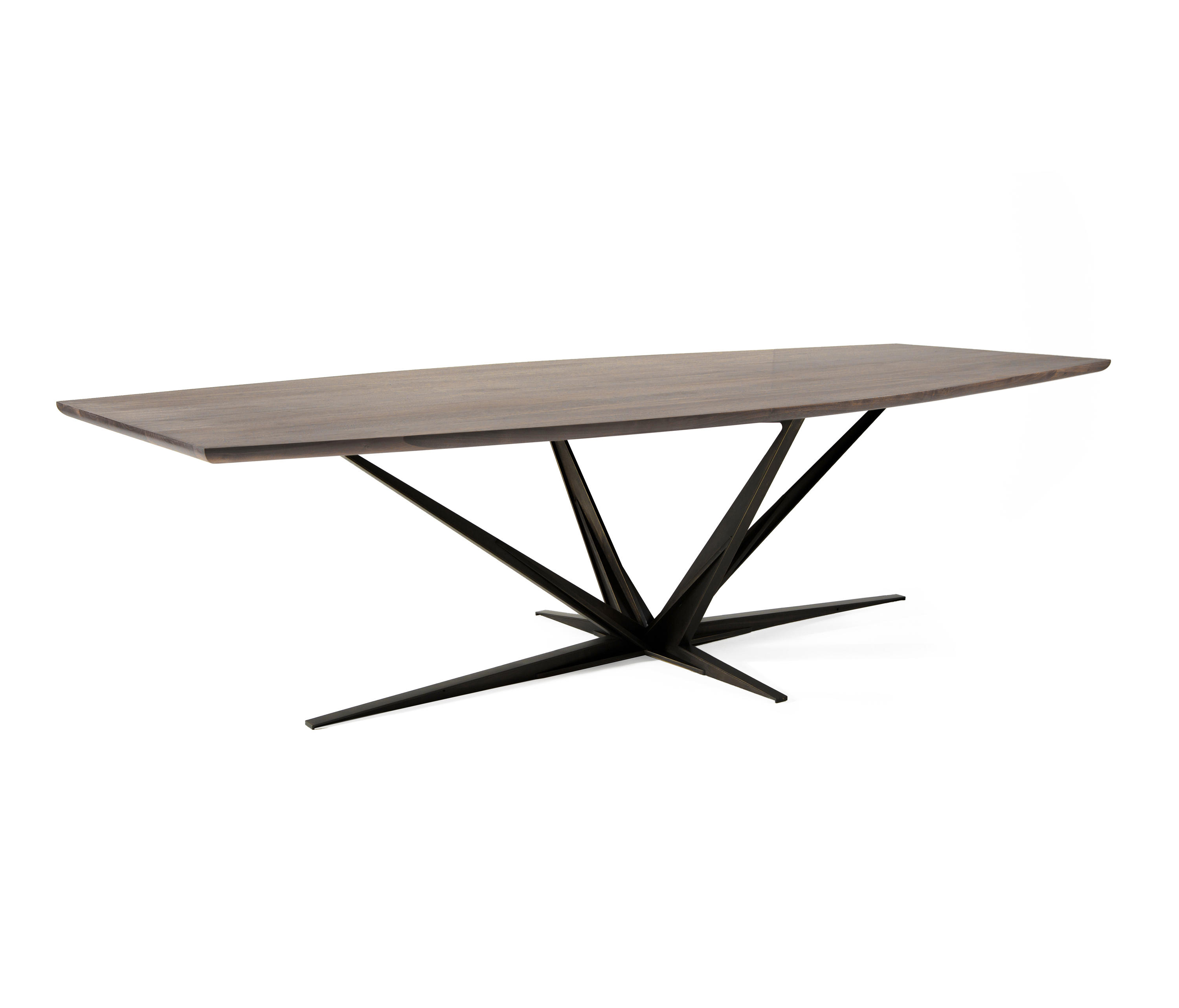 Dining table restaurant dining tables -  Agave Dining Table By Luteca Restaurant Tables