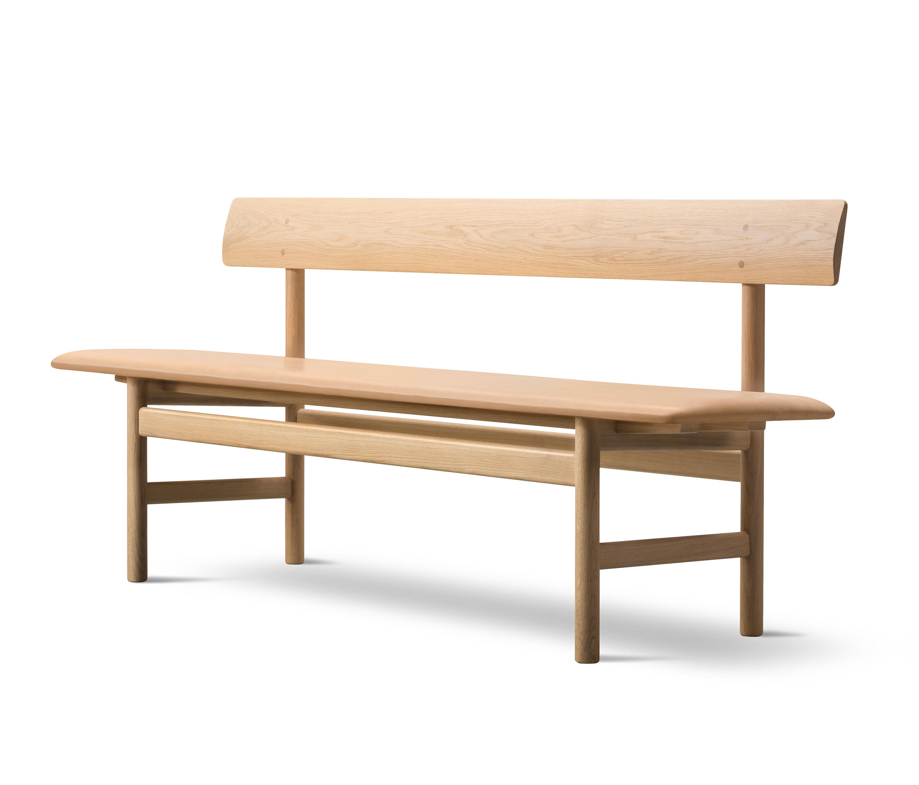Mogensen bench by fredericia furniture benches