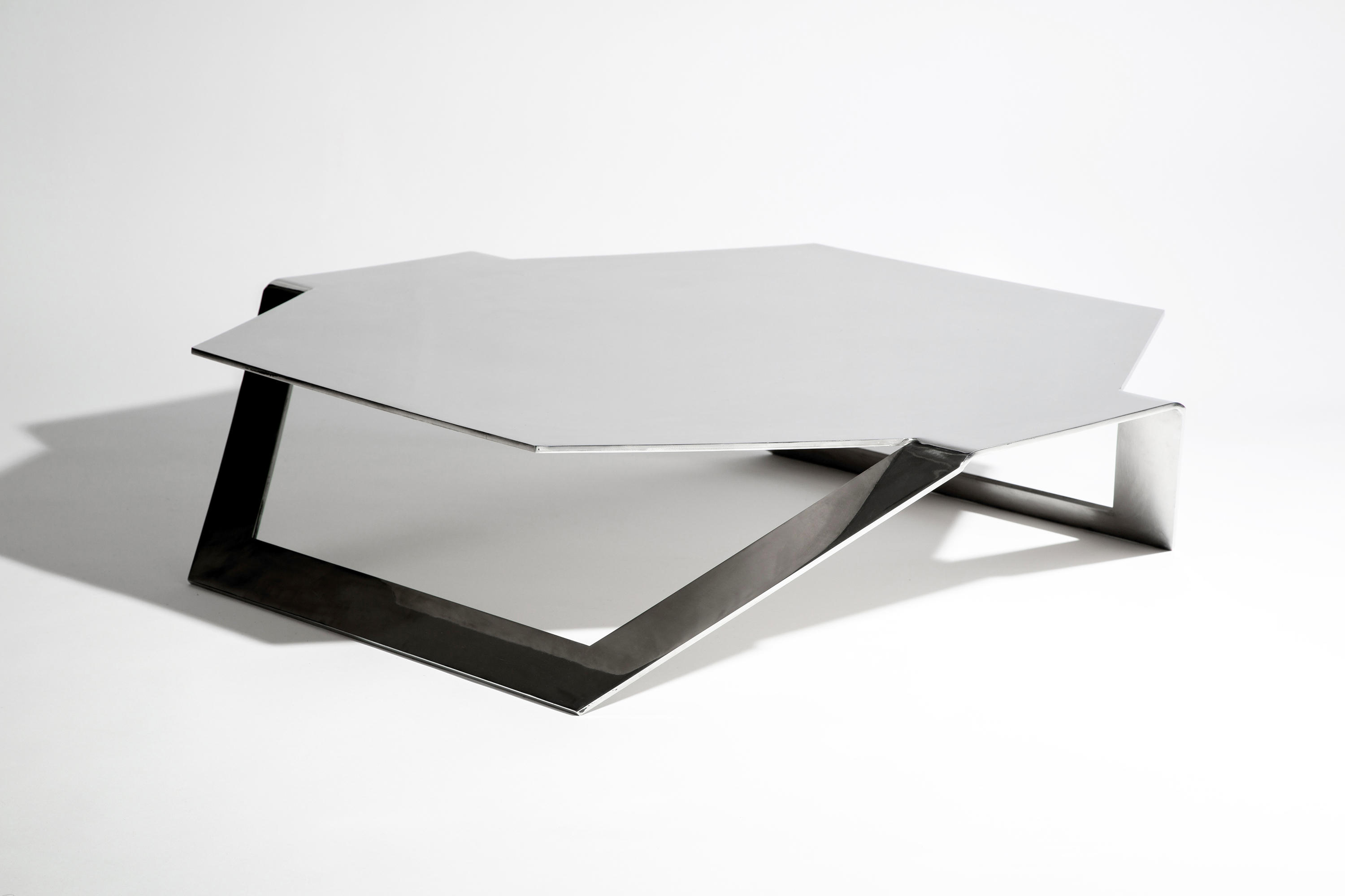 ... Hexagonal Coffee Table By Luteca | Lounge Tables