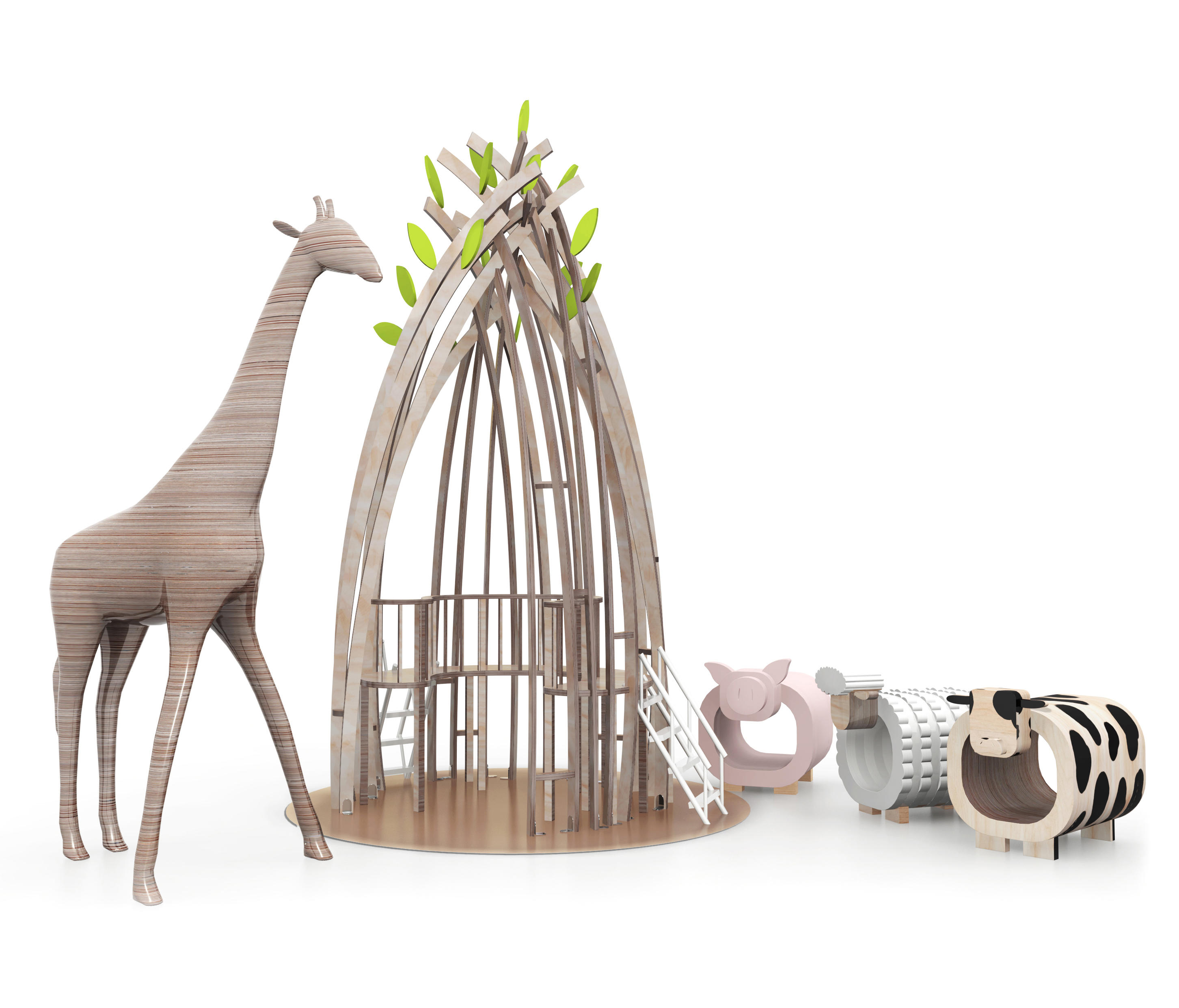 Play Furniture From Yellow Goat Design