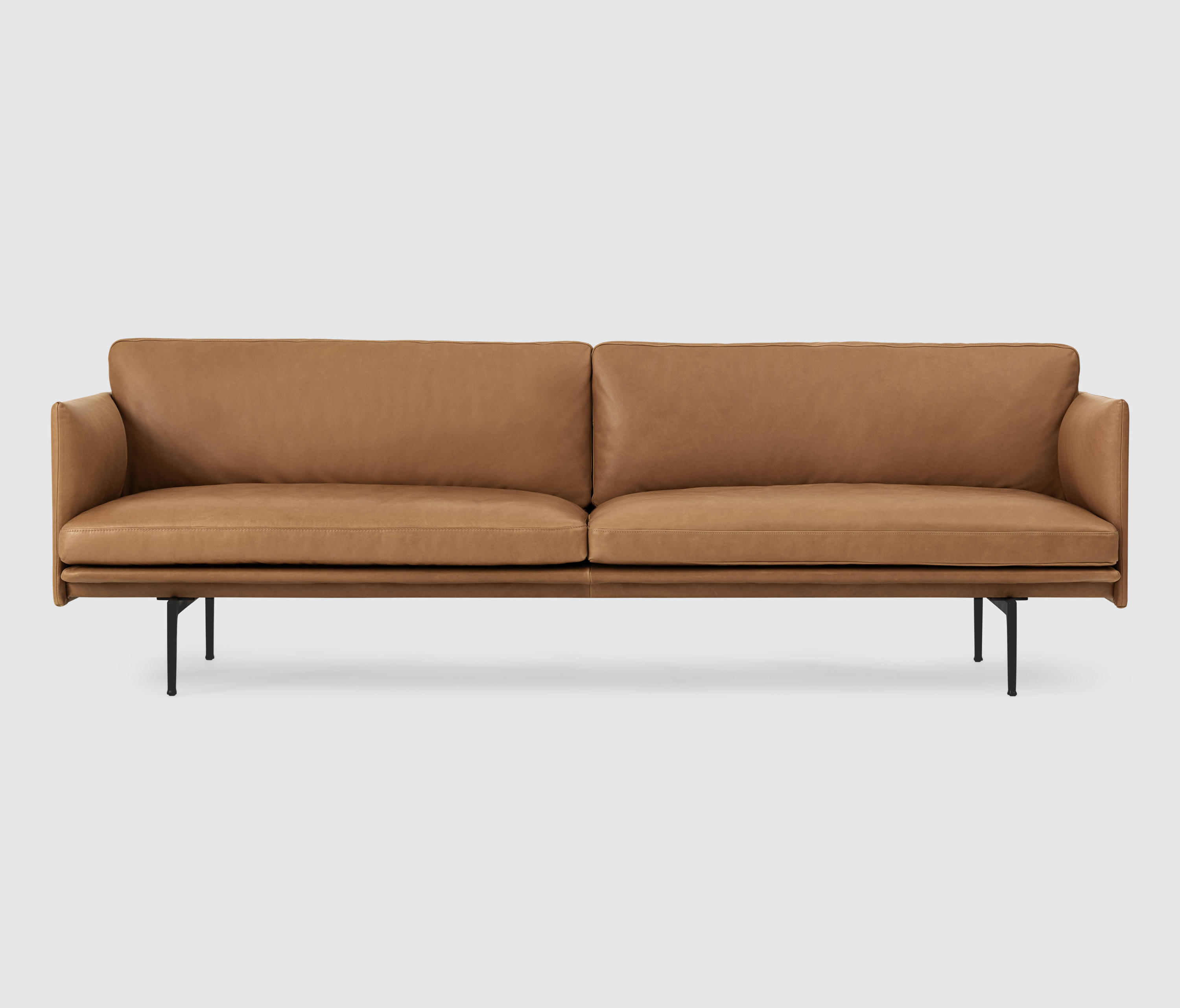 Outline Sofa 3 Seater Sofas From Muuto Architonic