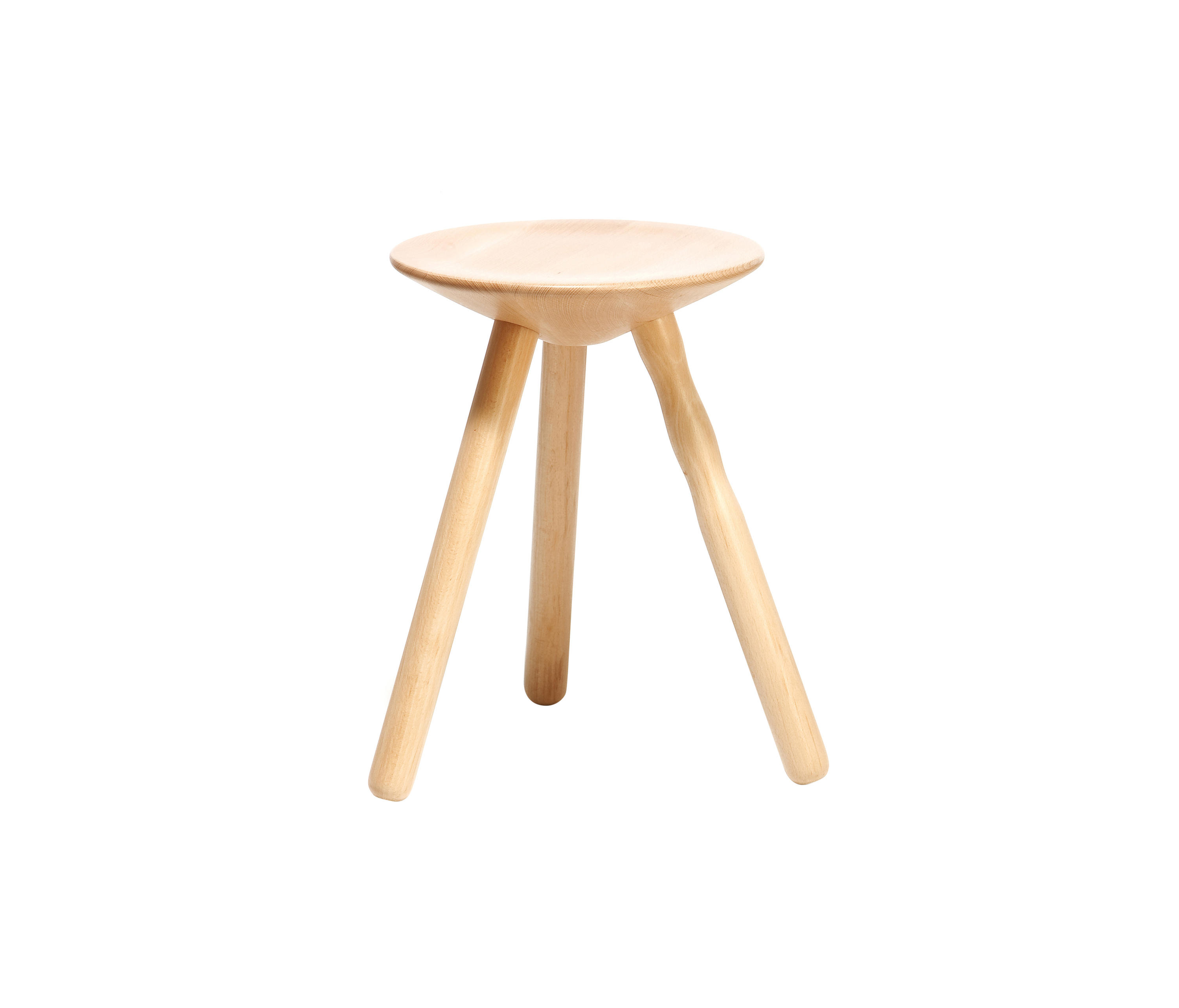 Luco Stool Beech 45 Sgabelli Mobles 114 Architonic