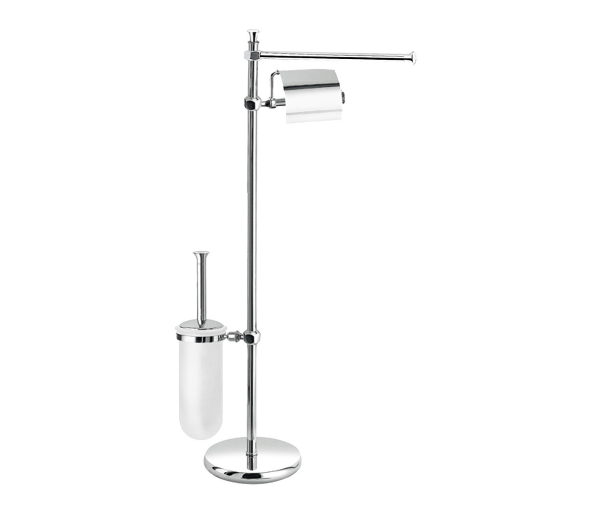 Classic bathroom accessories toilet stands from fir for Bathroom accessories stand