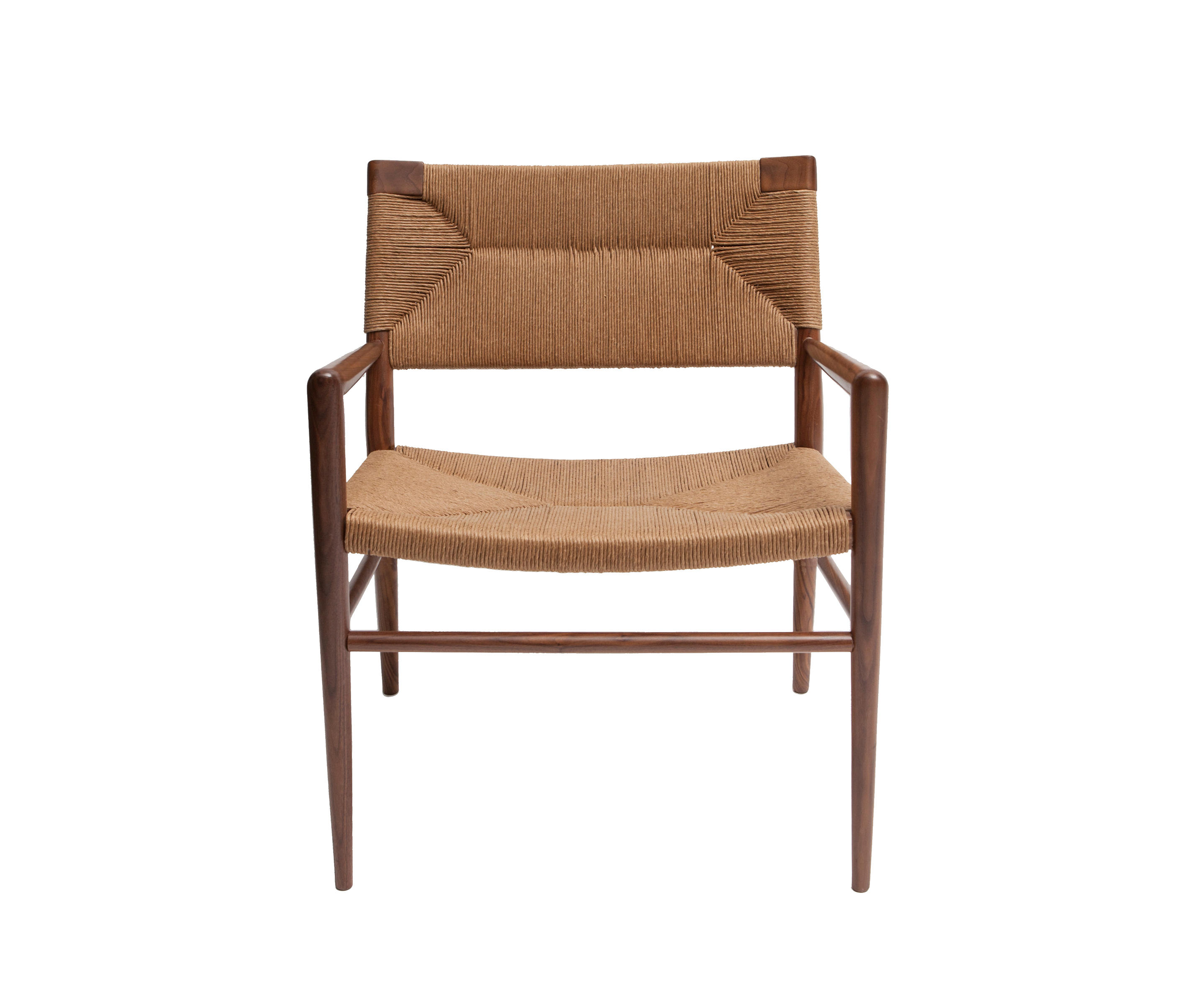 Woven Rush Lounge Chair Chairs From Smilow Design
