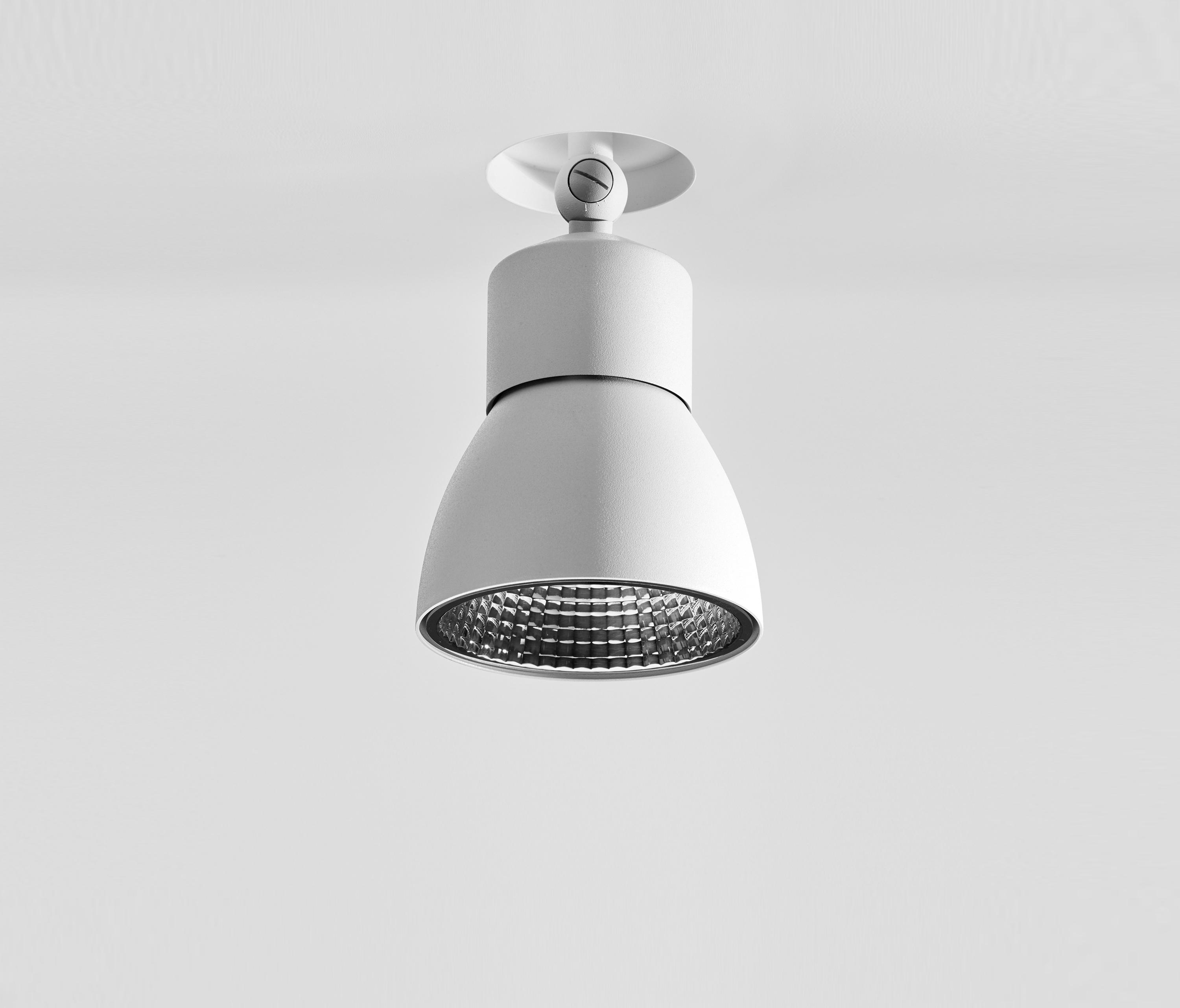 Flatspot 15 Led By Tekna Ceiling Mounted Spotlights
