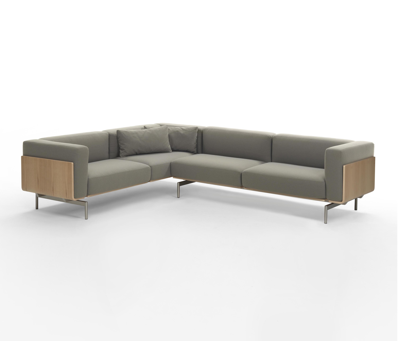 L Sofa Corner Composition Lounge Sofas From Giulio Marelli Architonic