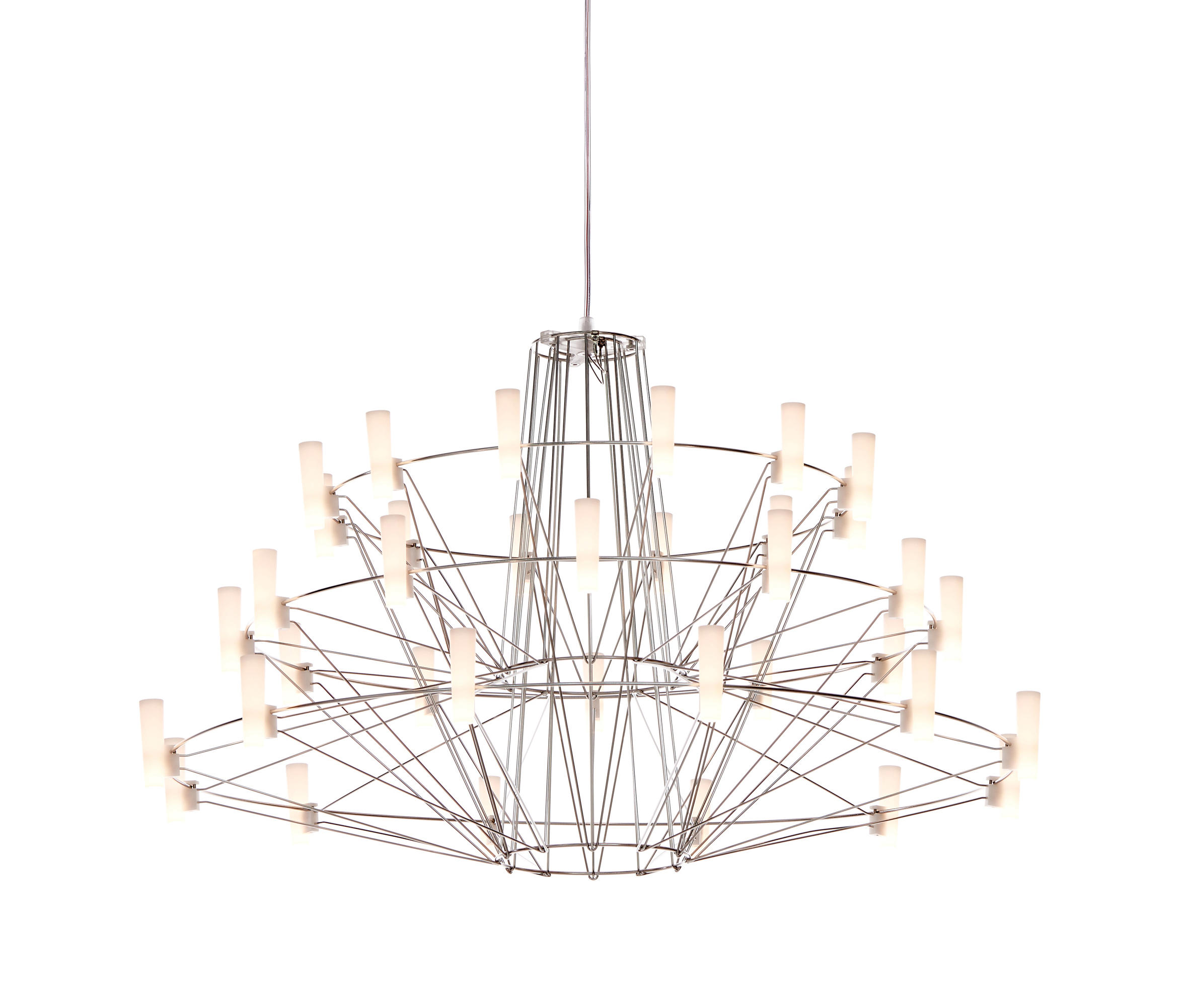 Coppelia Ceiling Suspended Chandeliers From Moooi