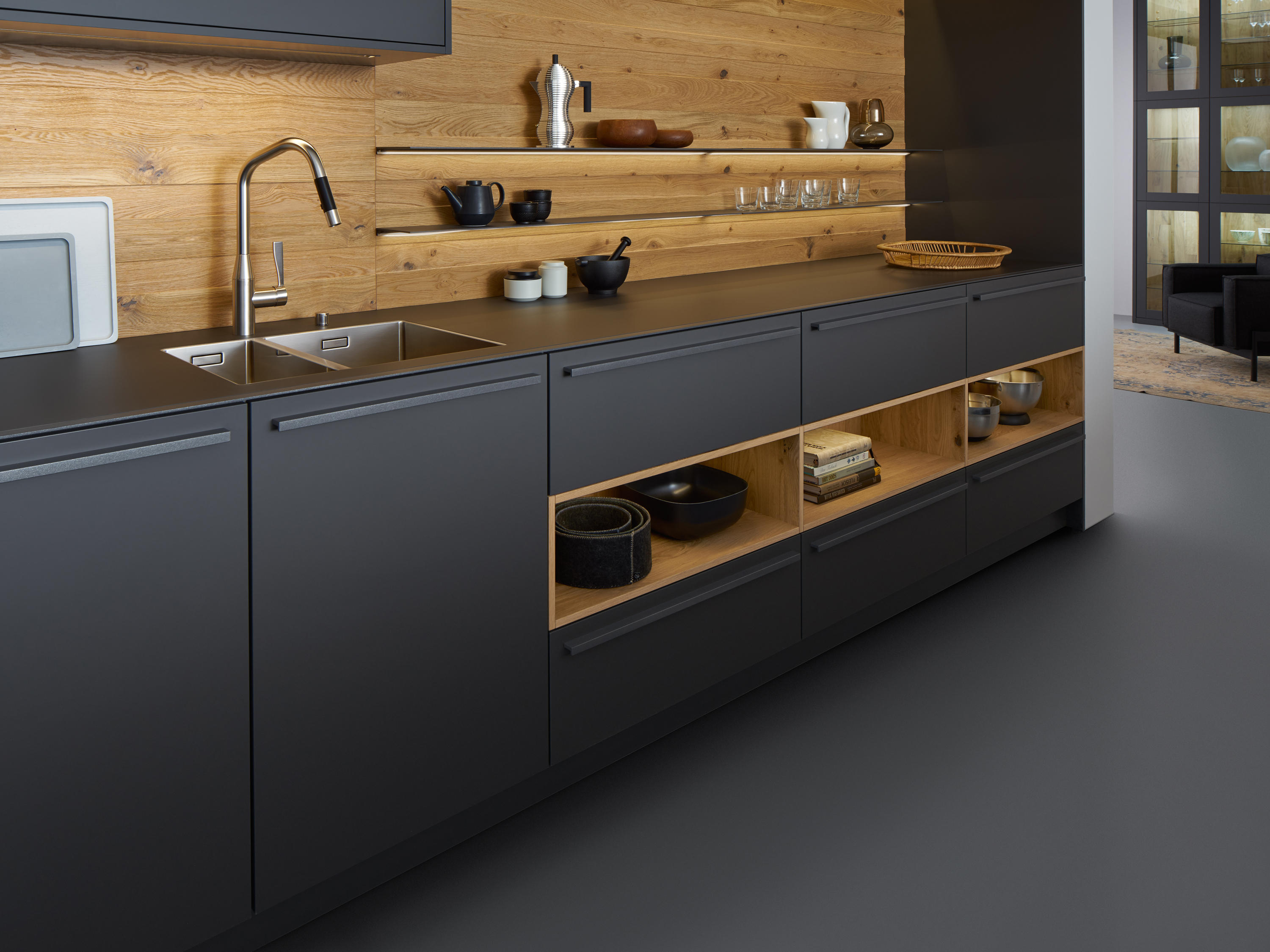 Bondi Valais Fitted Kitchens From Leicht Kuchen Ag Architonic