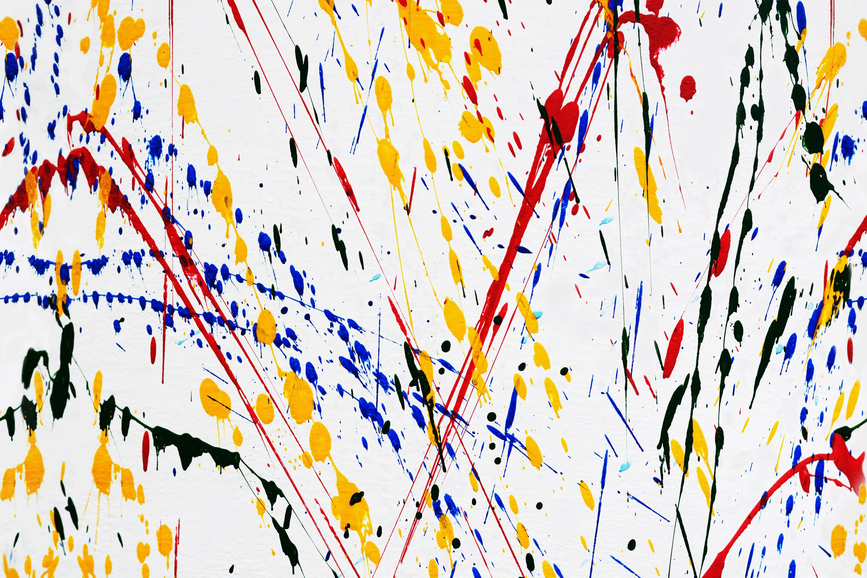 Meuble Salle De Bain Ikea Godmorgon ~ Action Painting Drip Sur Mesure De Glamora Architonic