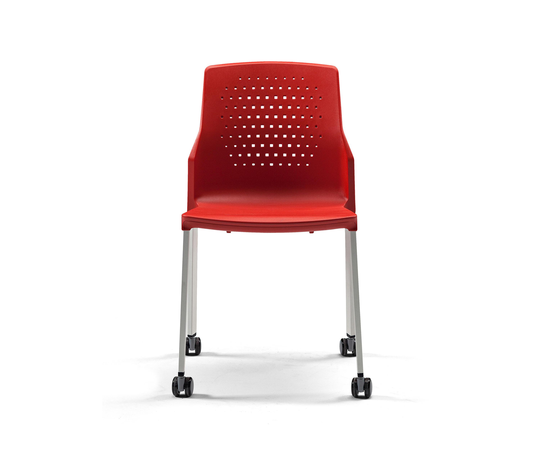 Uka silla sillas de visita de actiu architonic for Sillas para visitas