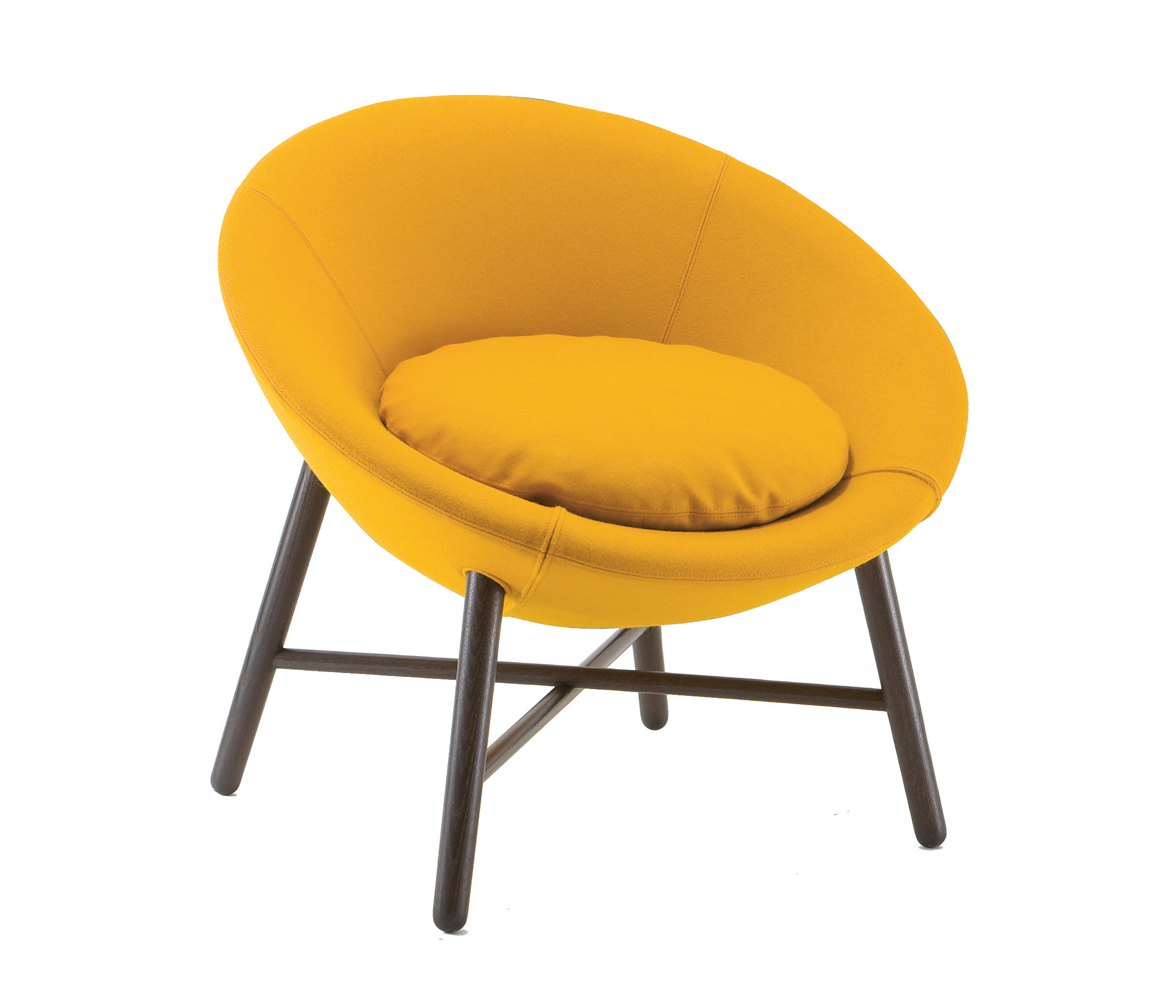 COCOON 1660 PO B95F Lounge chairs from Cizeta