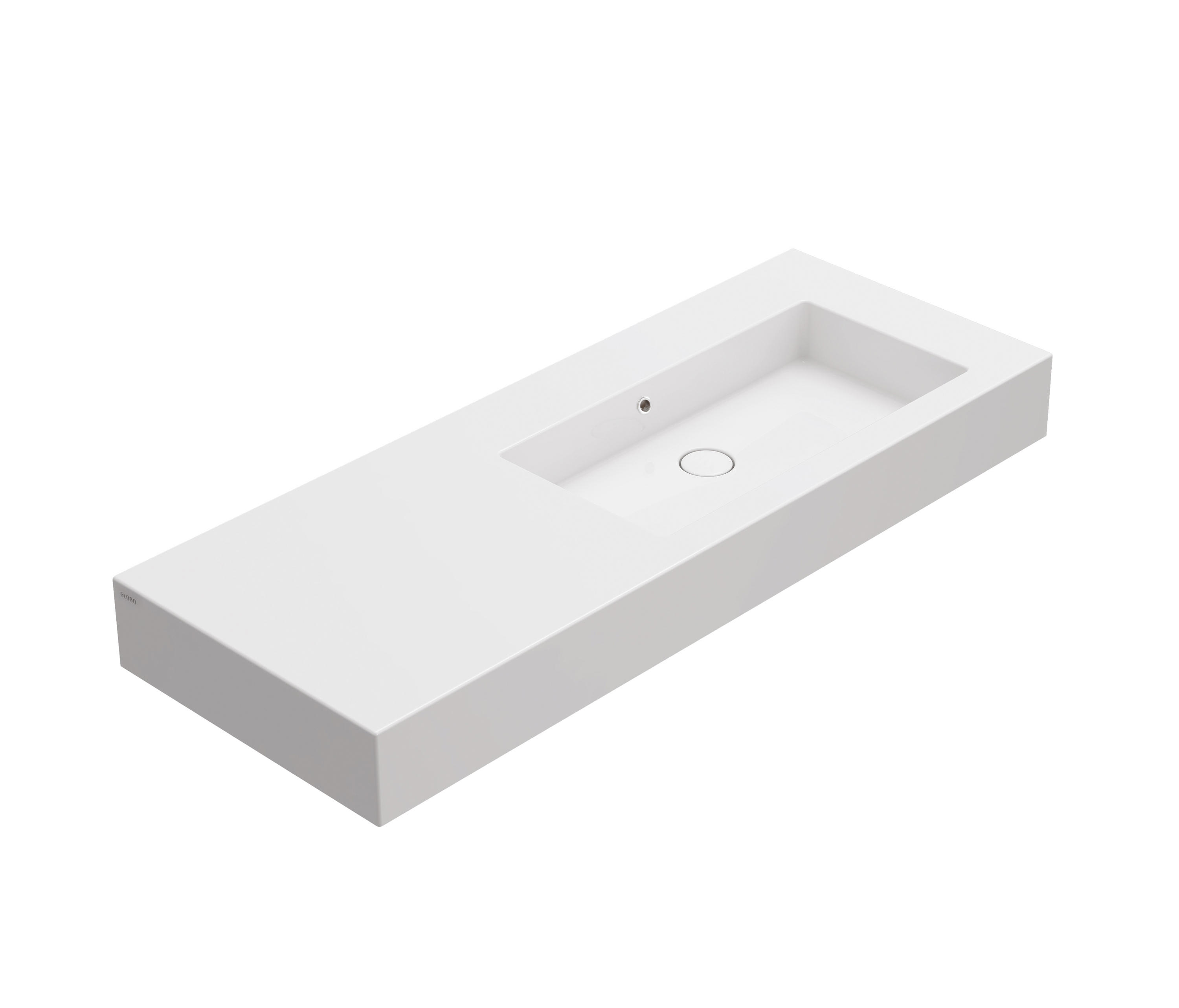 Globo Waschtisch incantho basin 136 wash basins from globo architonic