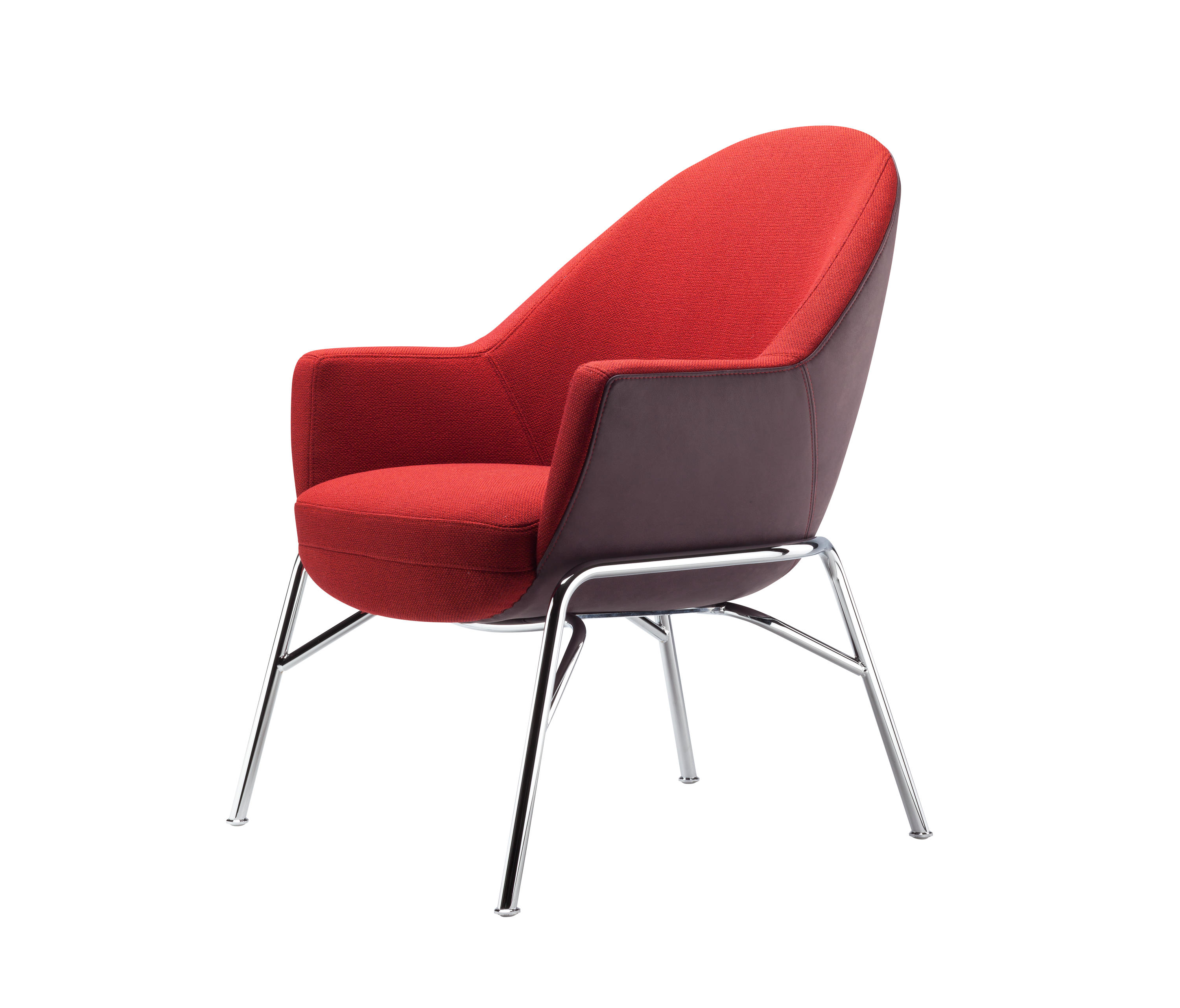 S 831 Armchairs From Thonet Architonic